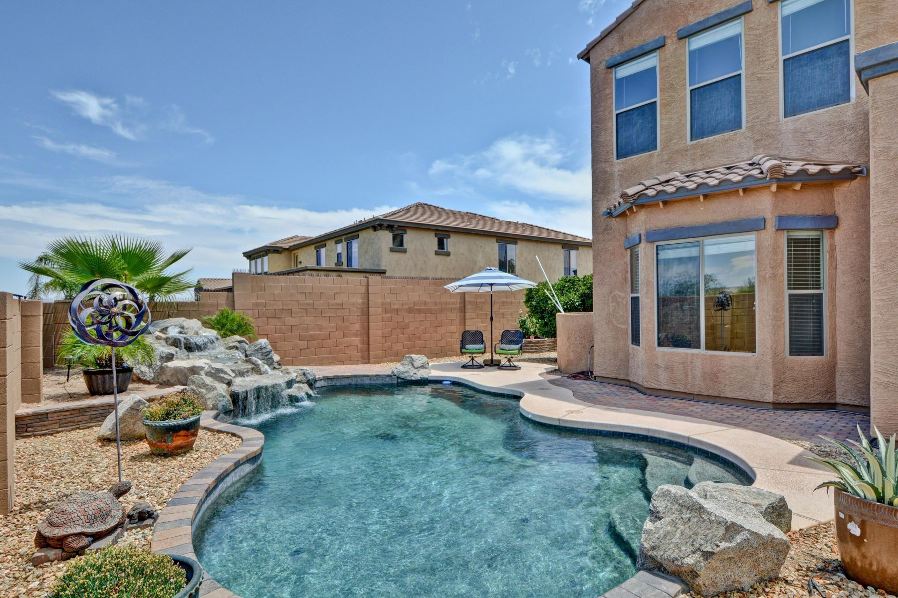 Single Family Homes for Sale at Crossriver 12022 W MONTE LINDO LN Sun City, Arizona 85373 United States
