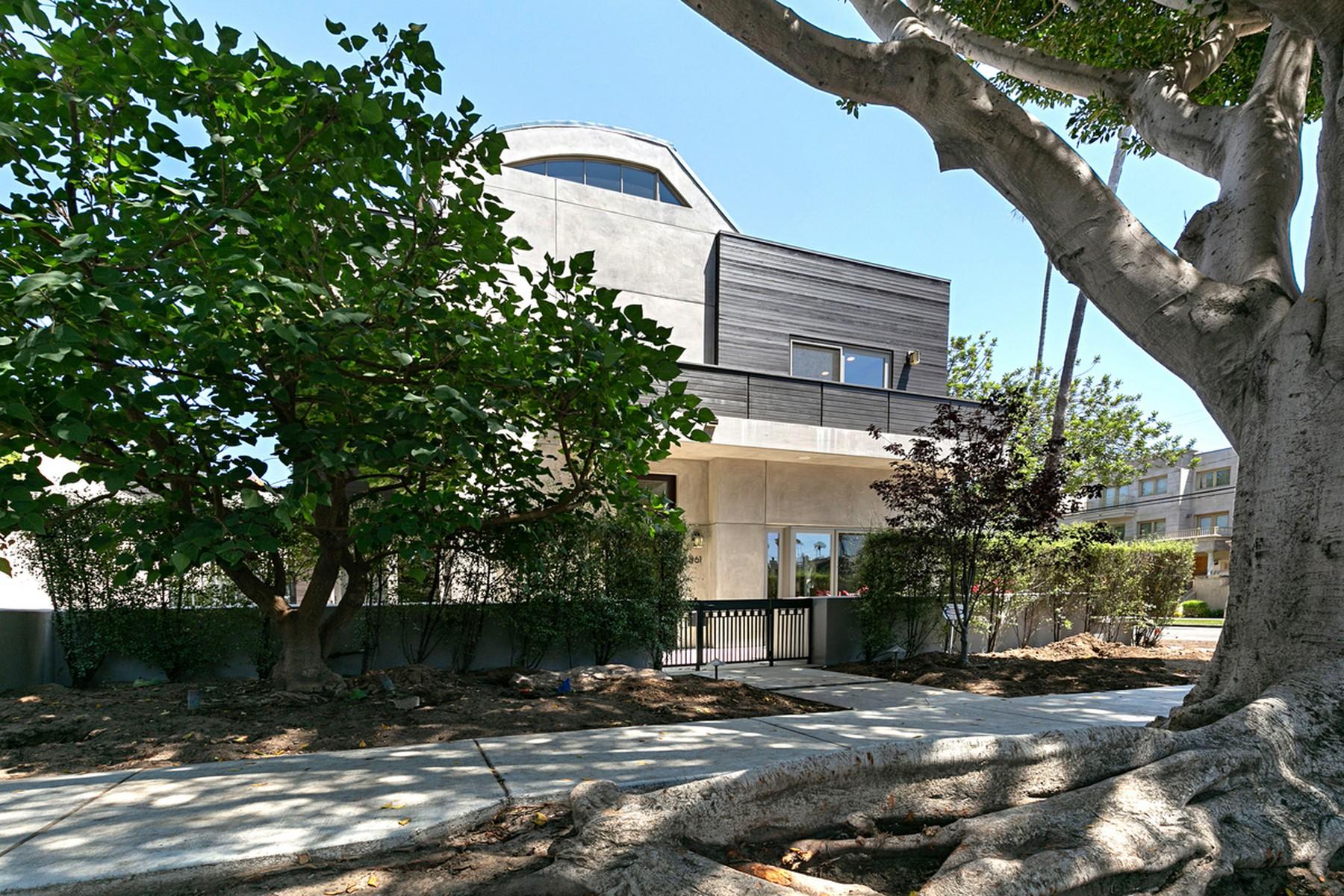 townhouses por un Venta en 861 20th St. #1 Santa Monica, California 90403 Estados Unidos