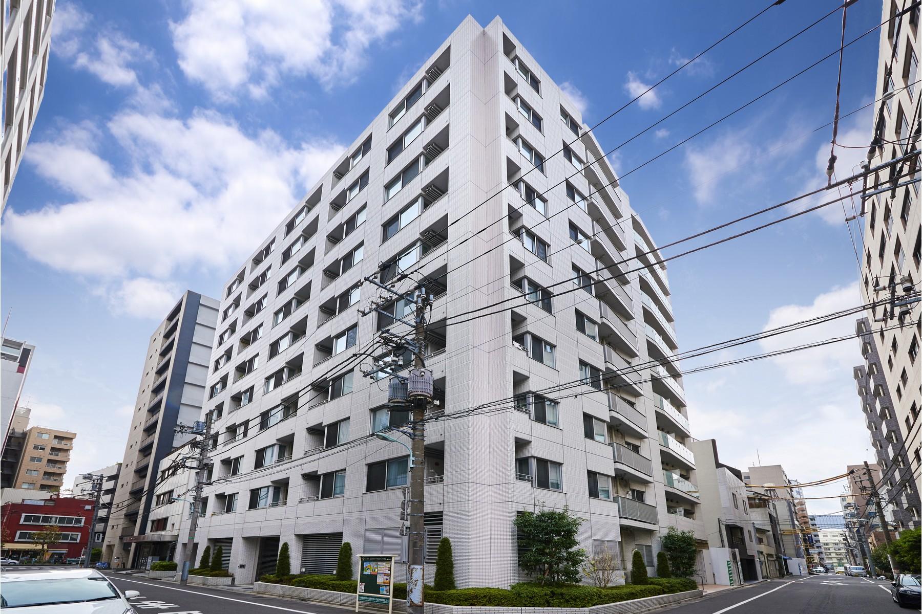 Eigentumswohnung für Verkauf beim Premist Nihonbashi Hamacho Lideal Chuo-Ku, Tokyo Japan