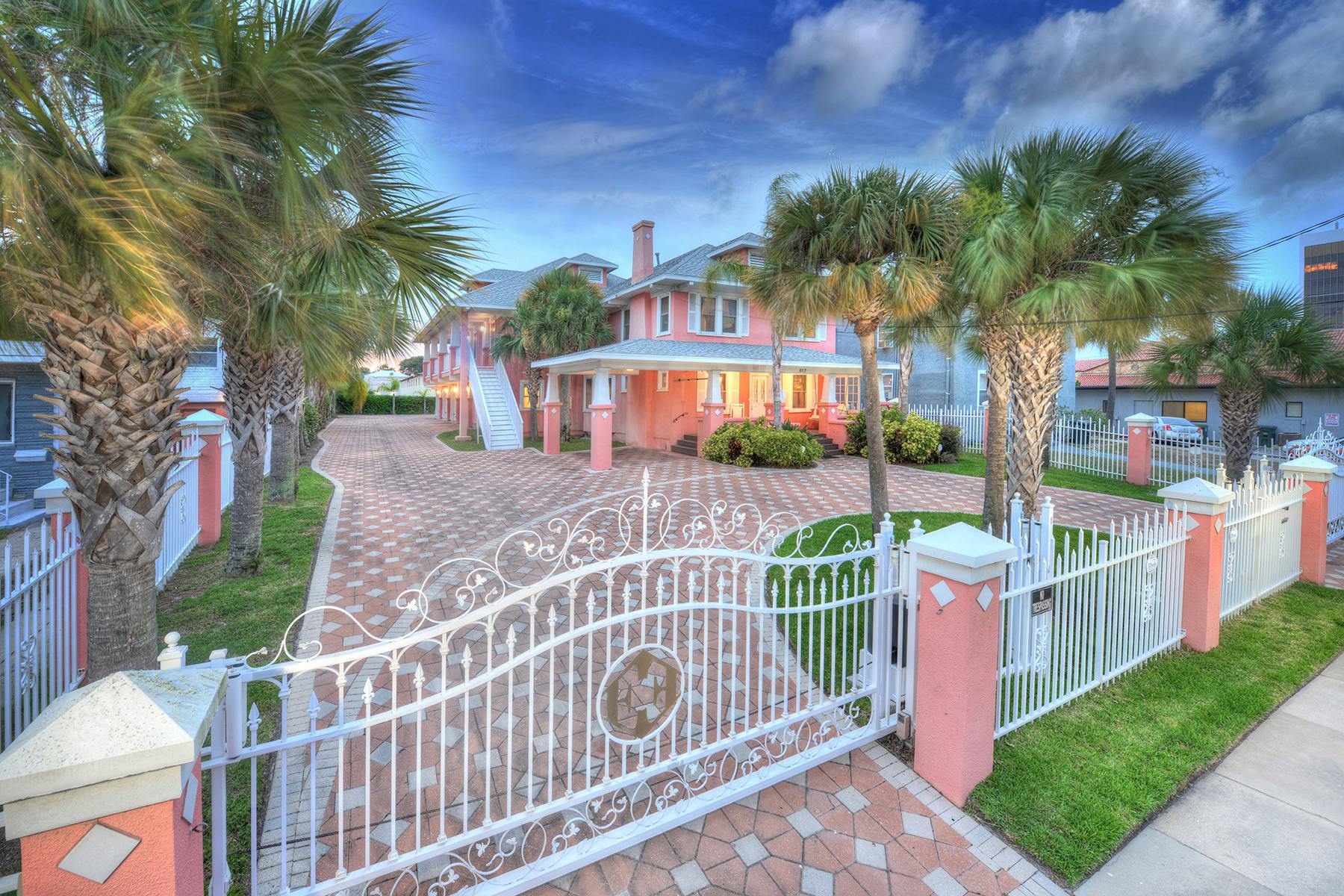 single family homes for Active at 417 WILD OLIVE 417 N Wild Olive Ave Daytona Beach, Florida 32118 United States