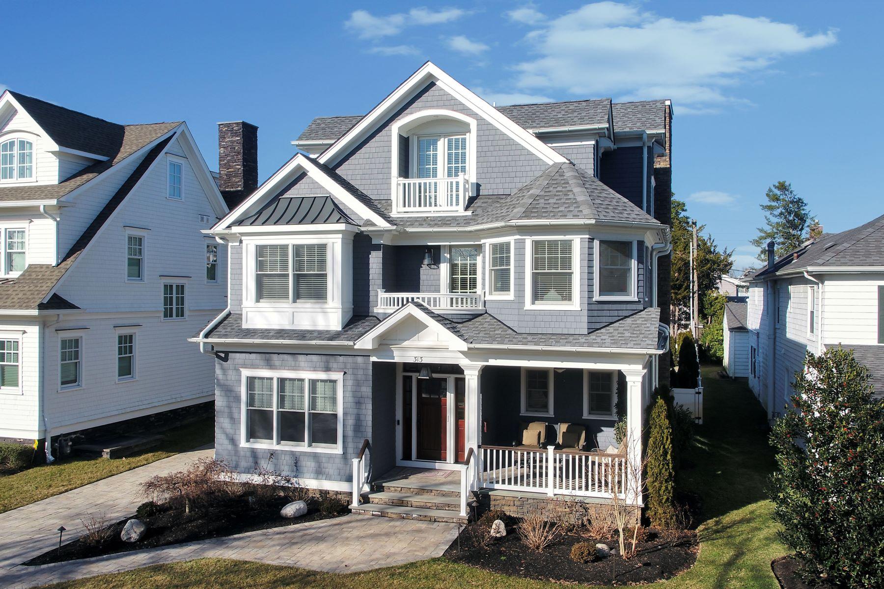Single Family Homes por un Venta en Sea Girt Beauty 313 Chicago Boulevard, Sea Girt, Nueva Jersey 08750 Estados Unidos