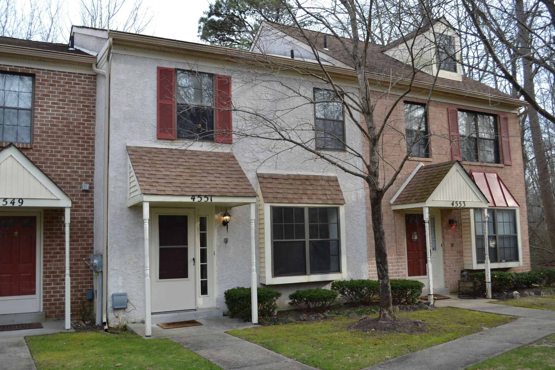 townhouses por un Venta en Harding Run 1 4551 Concord Place Mays Landing, Nueva Jersey 08330 Estados Unidos