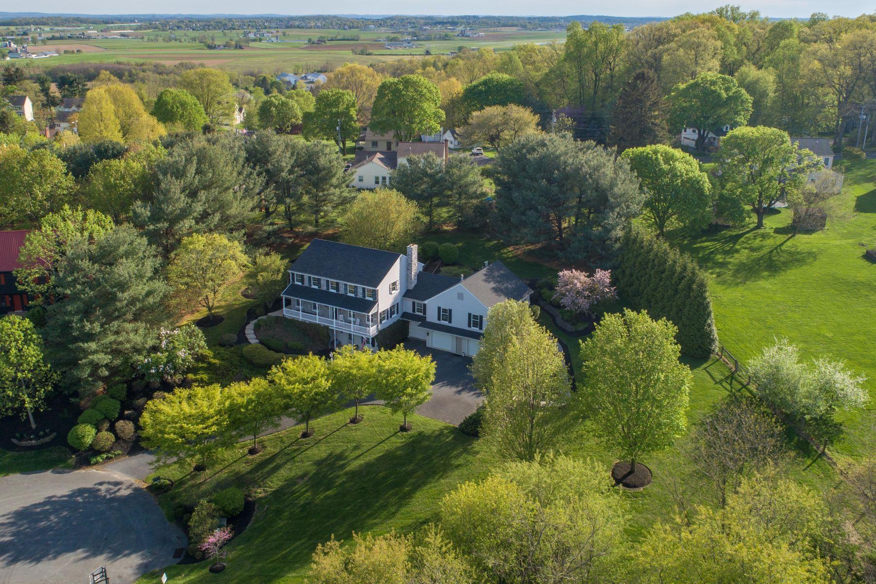 Single Family Homes for Sale at 29 Ridge Road Lititz, Pennsylvania 17543 United States