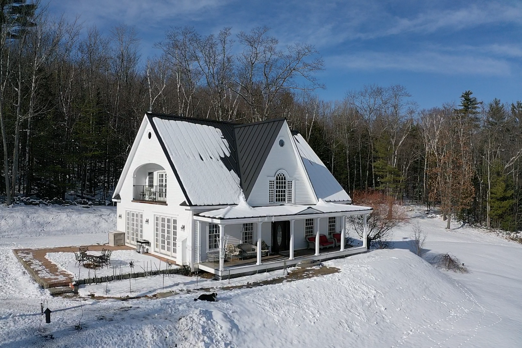 Single Family Homes for Sale at 46 Sand Hill Road Croydon, New Hampshire 03773 United States