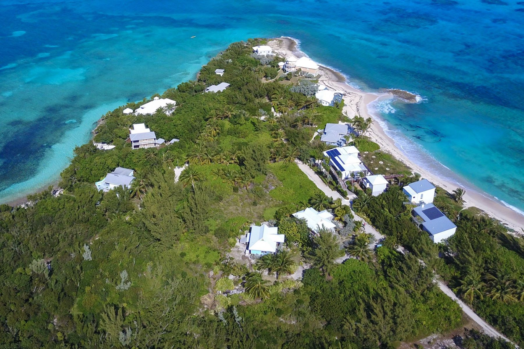 Land for Sale at Sandy Toes Real Estate Elbow Cay Hope Town, Abaco, Bahamas