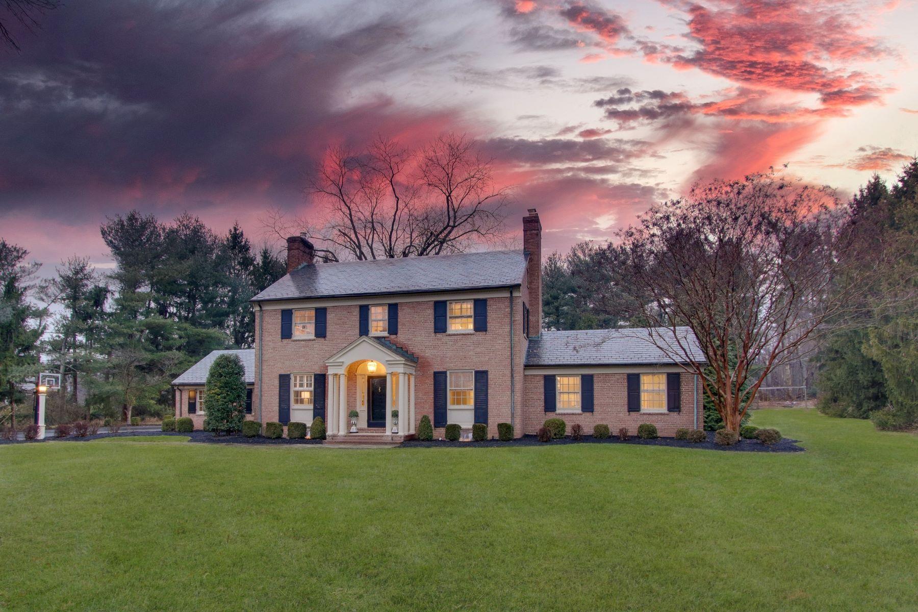 Single Family Homes por un Venta en Wakefield 2210 Boxmere Road Lutherville Timonium, Maryland 21093 Estados Unidos