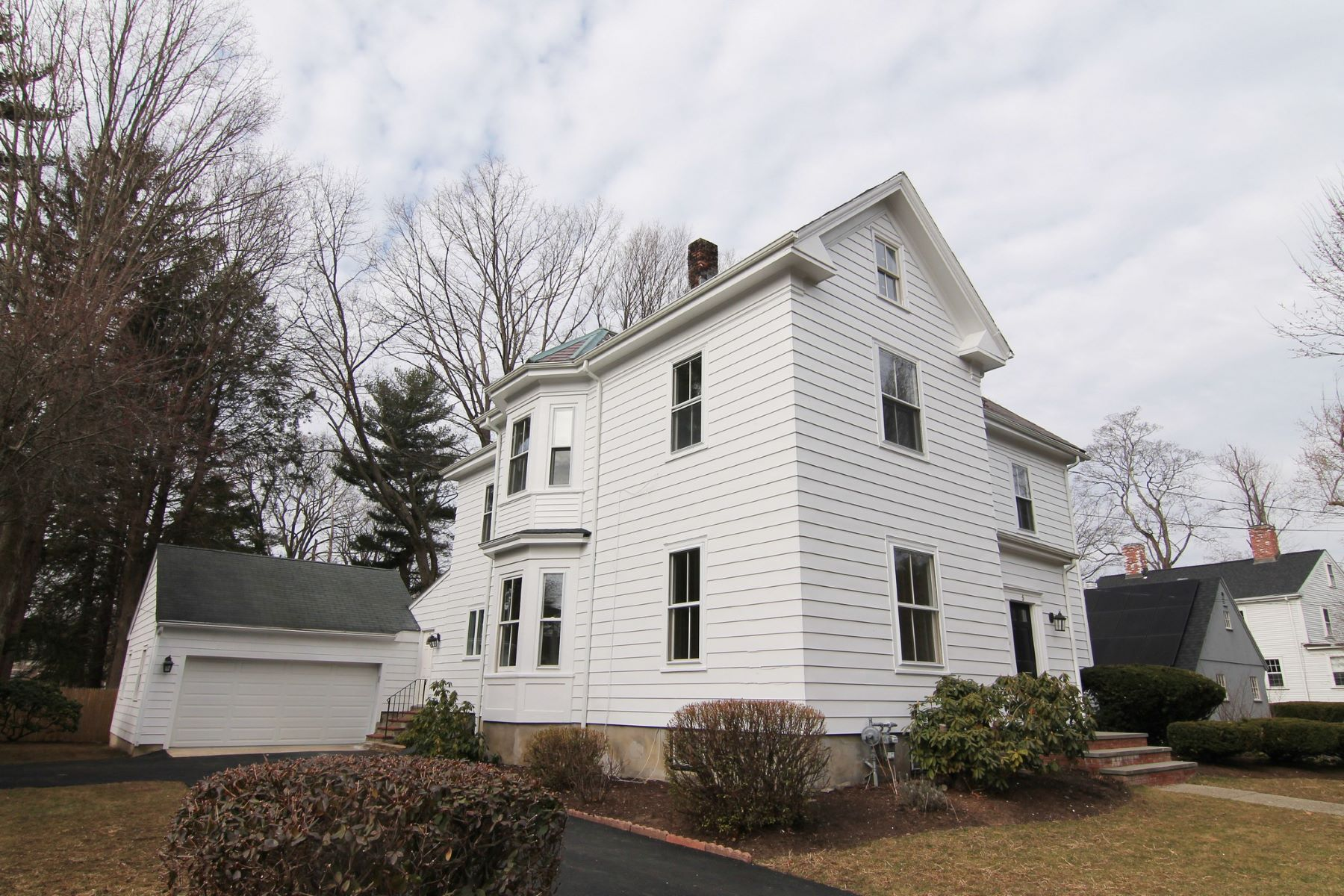 Single Family Homes for Active at 5 Parker Street Lexington, Massachusetts 02420 United States