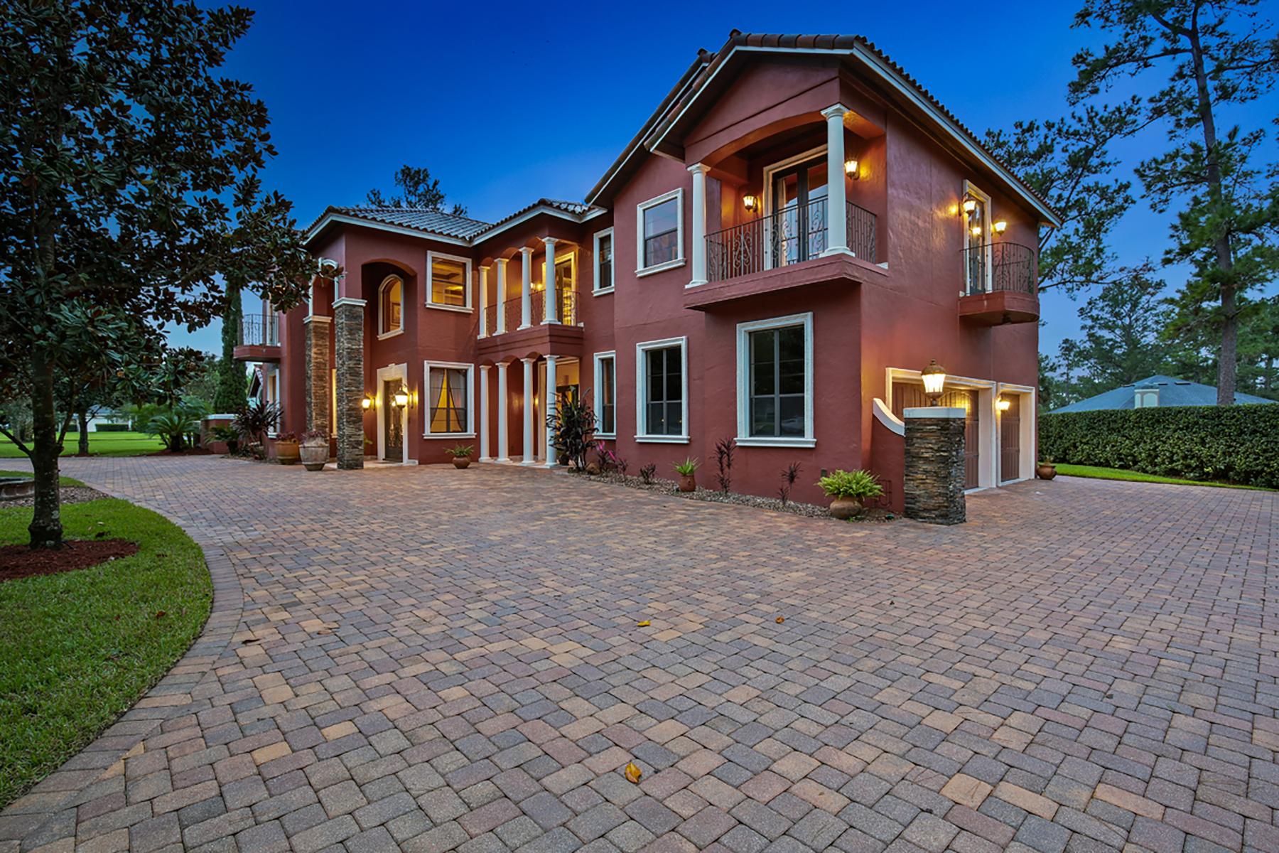 Single Family Homes for Sale at SANFORD 8403 Rambling River Dr Sanford, Florida 32771 United States