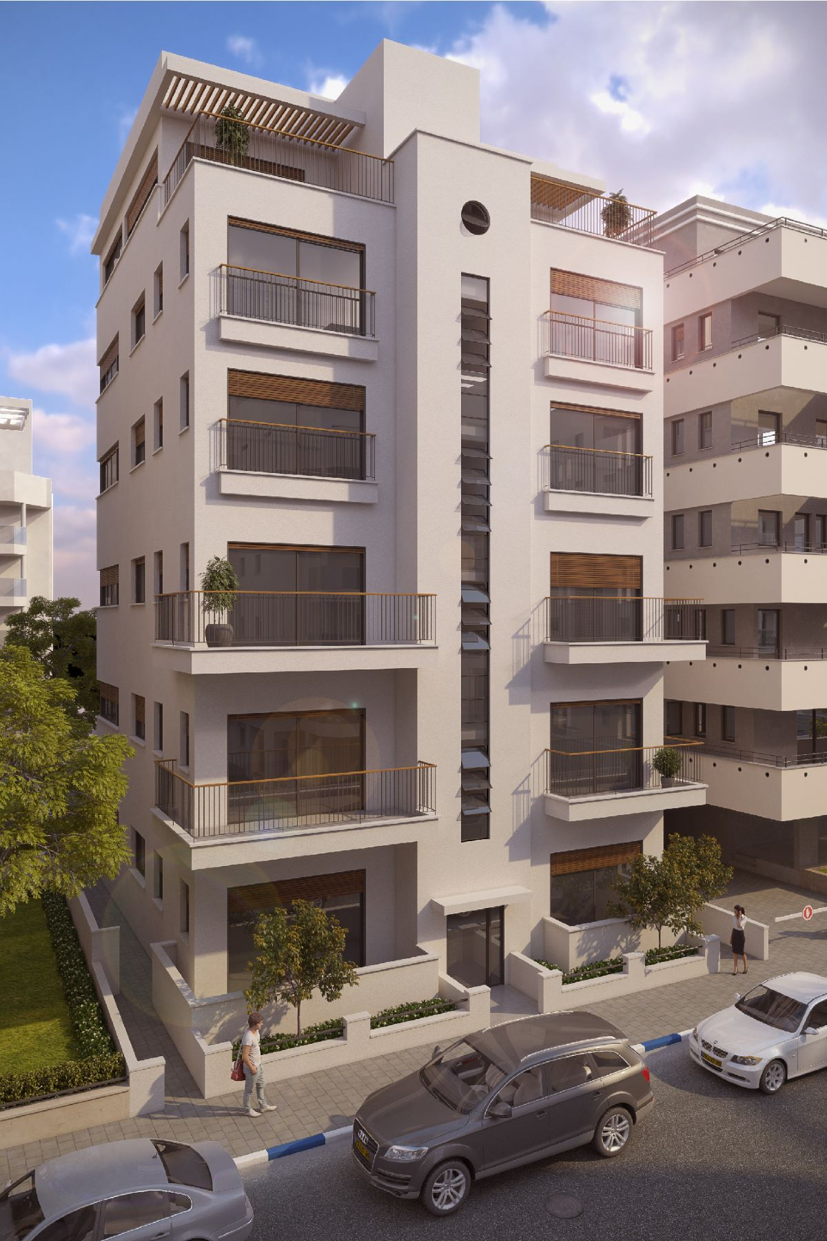 Additional photo for property listing at Geula by the Beach Tel Aviv, Israel Israel