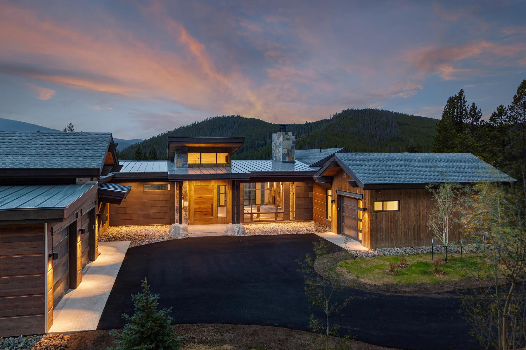 Single Family Home for Active at Muggins Gulch 164 Imperial Way Breckenridge, Colorado 80424 United States