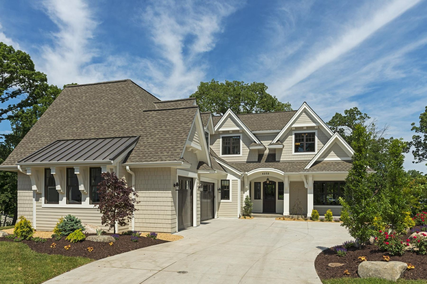Частный односемейный дом для того Продажа на 4232 Sidell Trail Edina, Миннесота, 55416 Соединенные Штаты