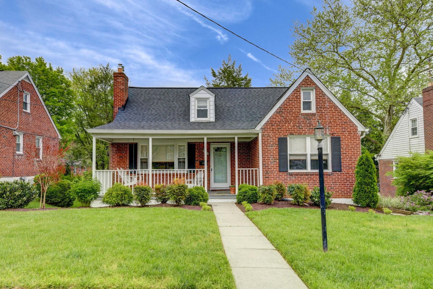 single family homes for Active at Small Town American Dream 305 Waveland Catonsville, Maryland 21228 United States