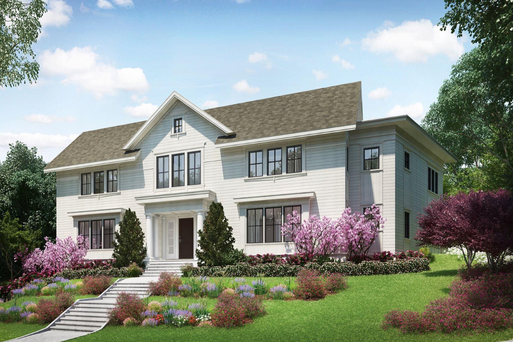 Nhà ở một gia đình vì Bán tại Transitional Colonial Home 2 Trinity Court Wellesley, Massachusetts, 02481 Hoa Kỳ