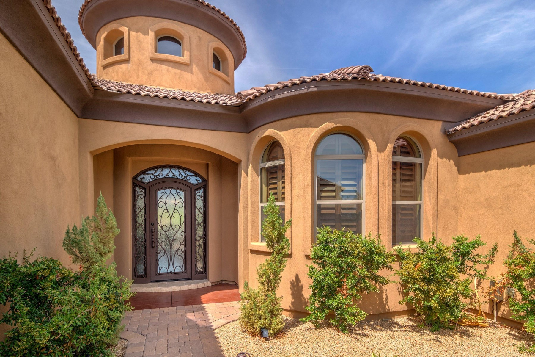 Maison unifamiliale pour l Vente à Montecito at Mirabel 9810 E Winter Sun Drive, Scottsdale, Arizona, 85262 États-Unis