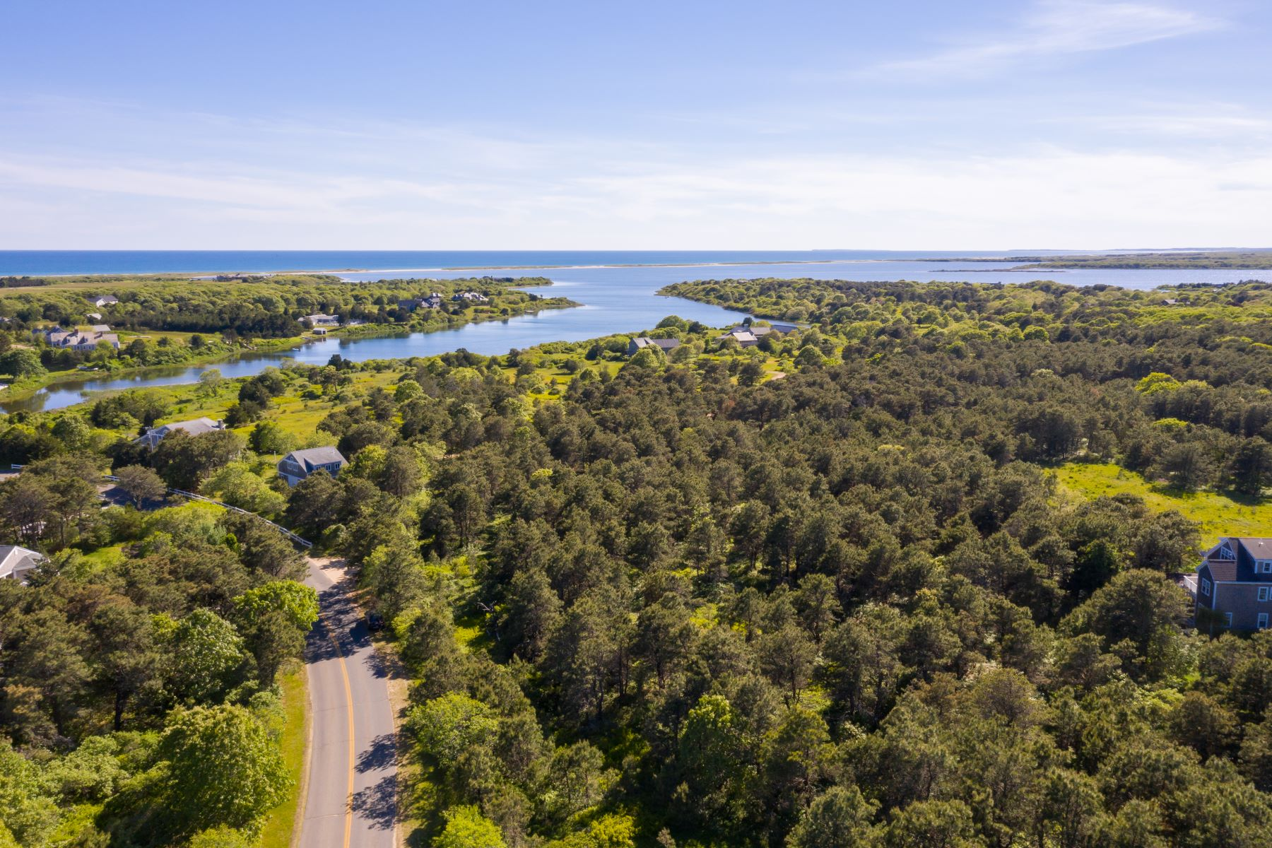 Land for Sale at Ideal Martha's Vineyard Setting Slough Cove Road 12 Loon Cove Way Edgartown, Massachusetts 02539 United States