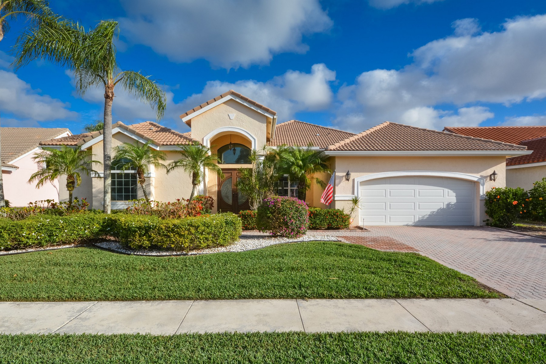 Single Family Home for Sale at 7663 Bridlington Dr , Boynton Beach, FL 33472 7663 Bridlington Dr Boynton Beach, Florida 33472 United States