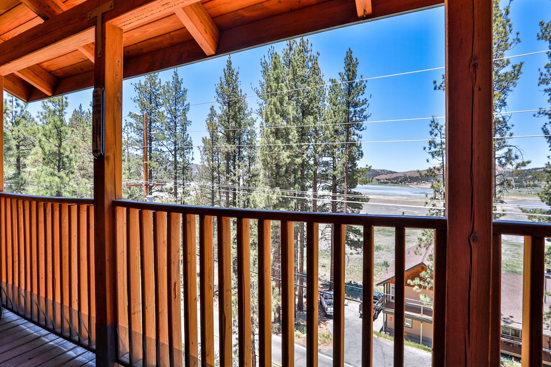 Single Family Homes para Venda às 1844 Shay Road, Big Bear City, CA 92314 Big Bear City, Califórnia 92314 Estados Unidos