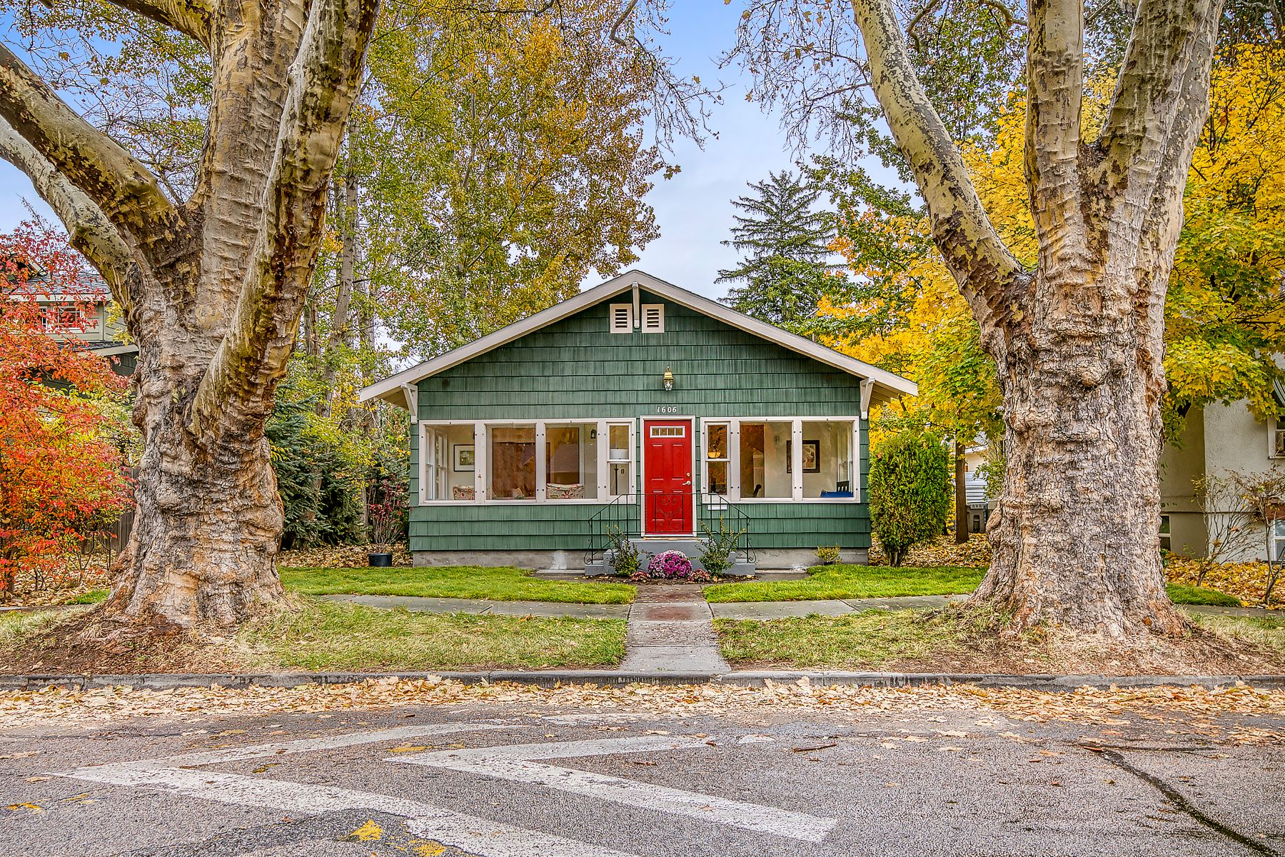 Single Family Homes for Sale at 1606 26th Street, Boise 1606 N 26th St Boise, Idaho 83702 United States