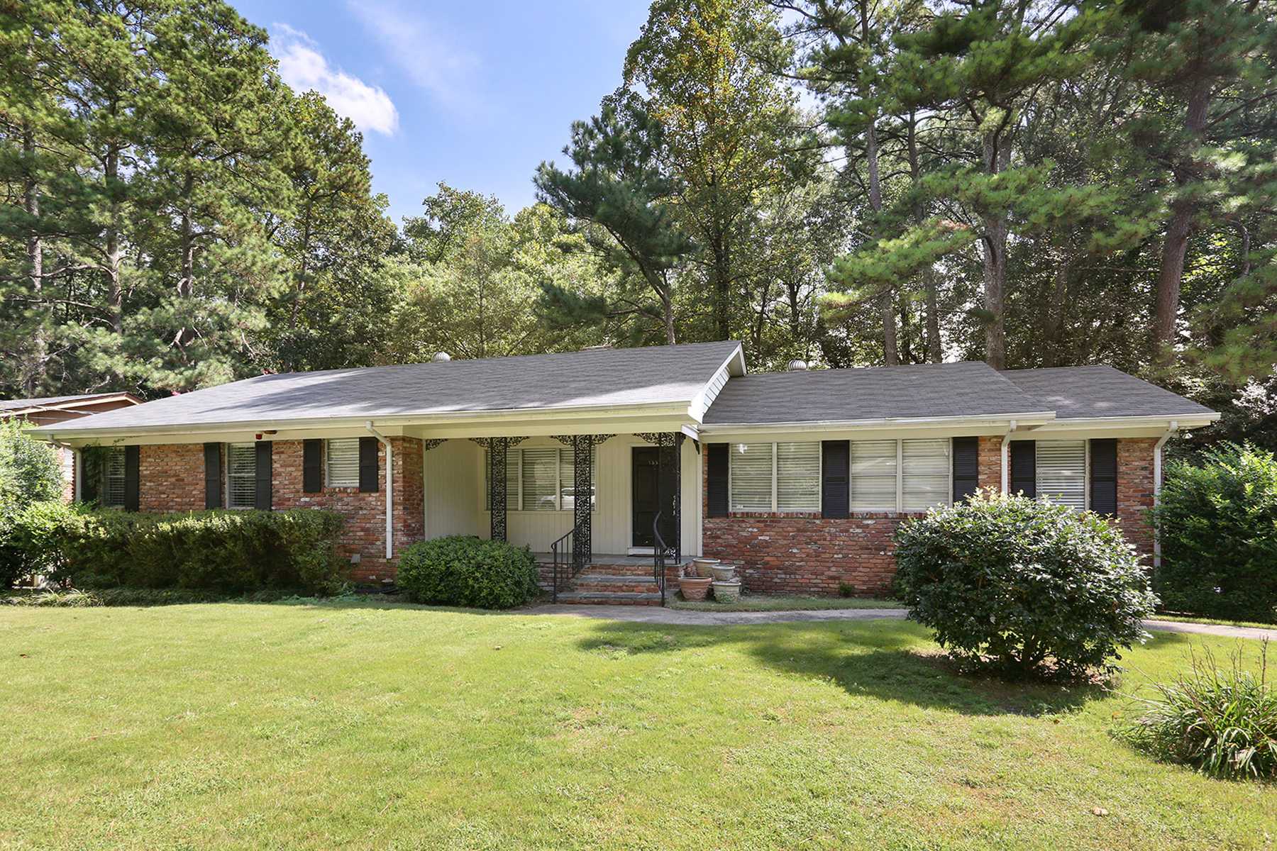 Single Family Home for Sale at New Remodel For Today's Sophisticated Homebuyer 1551 Knob Hill Drive NE Atlanta, Georgia 30329 United States