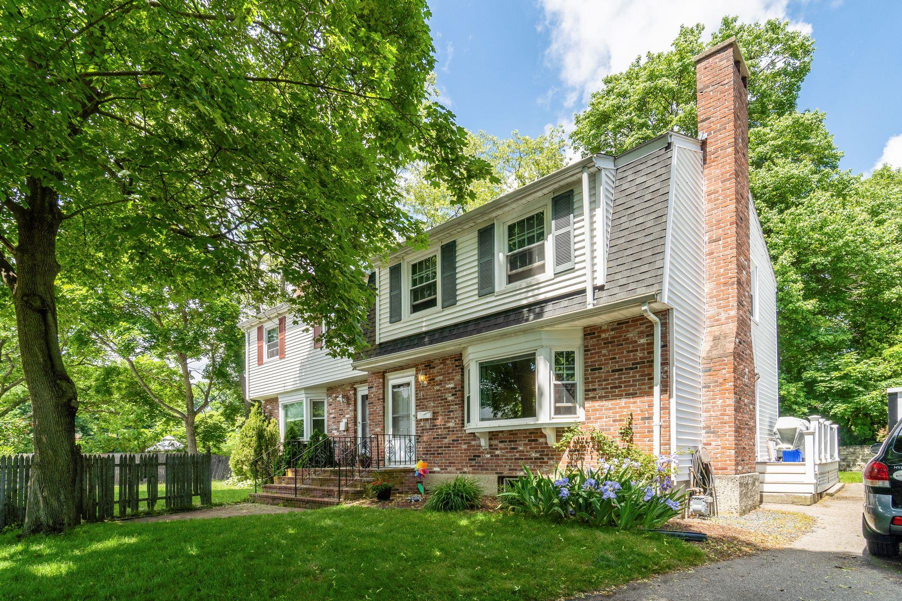 Condominiums for Active at 31 Allen Ln 31 Dedham, Massachusetts 02026 United States