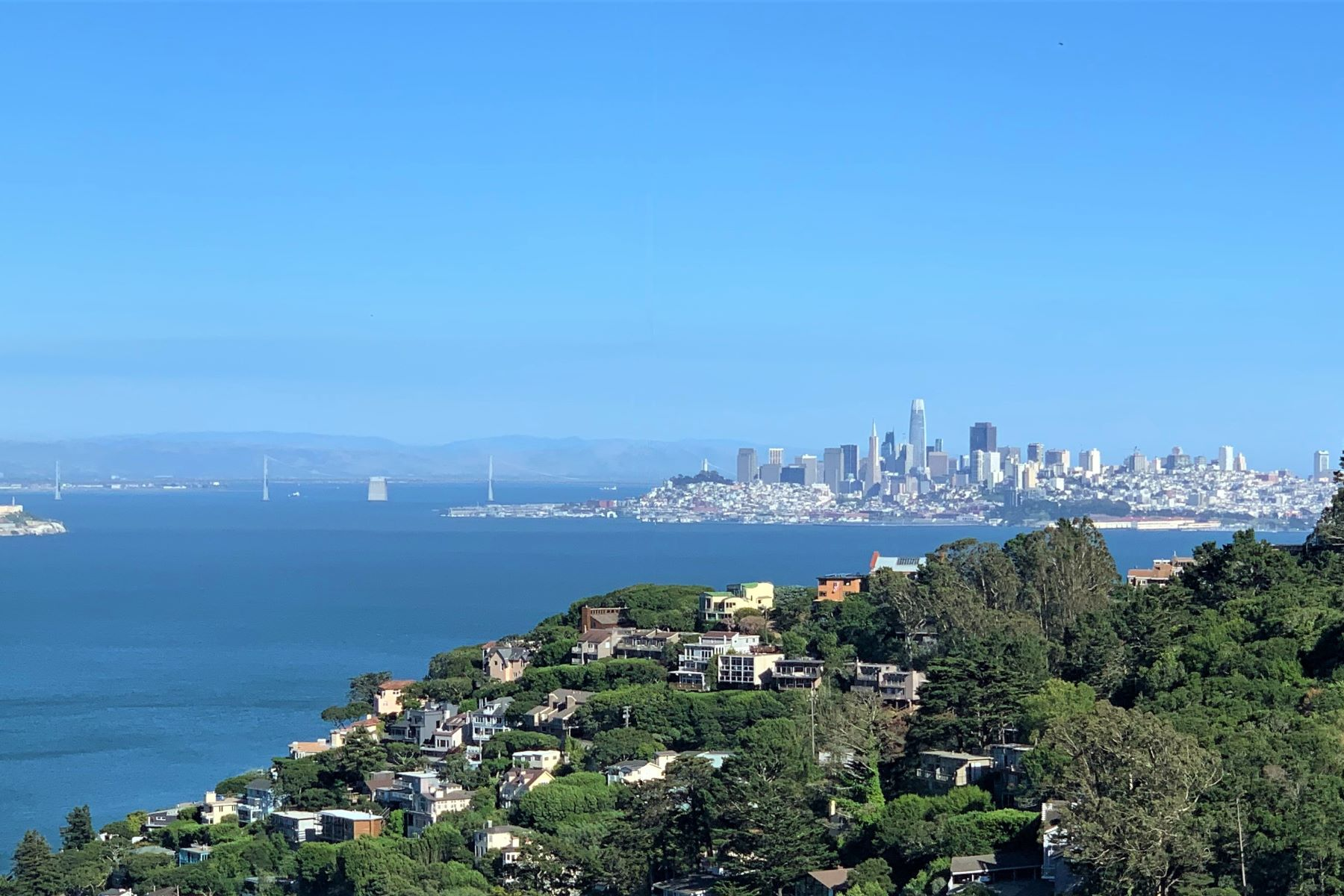Single Family Homes pour l Vente à Modern Viewpoint 507 Sausalito Boulevard, Sausalito, Californie 94965 États-Unis