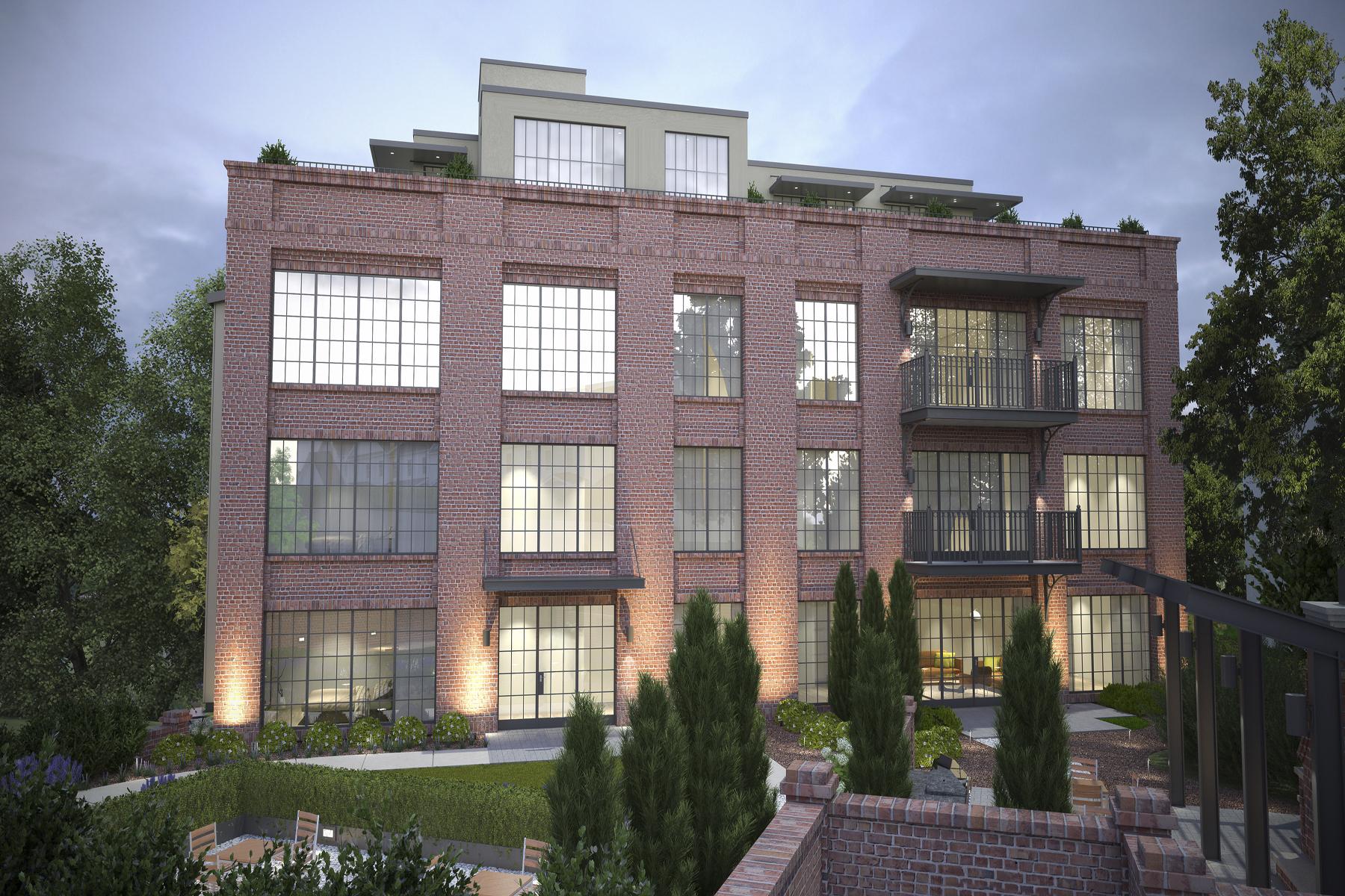 Condominiums のために 売買 アット Vickery Fall Lofts 224 Vickery Falls Drive, Roswell, ジョージア 30075 アメリカ