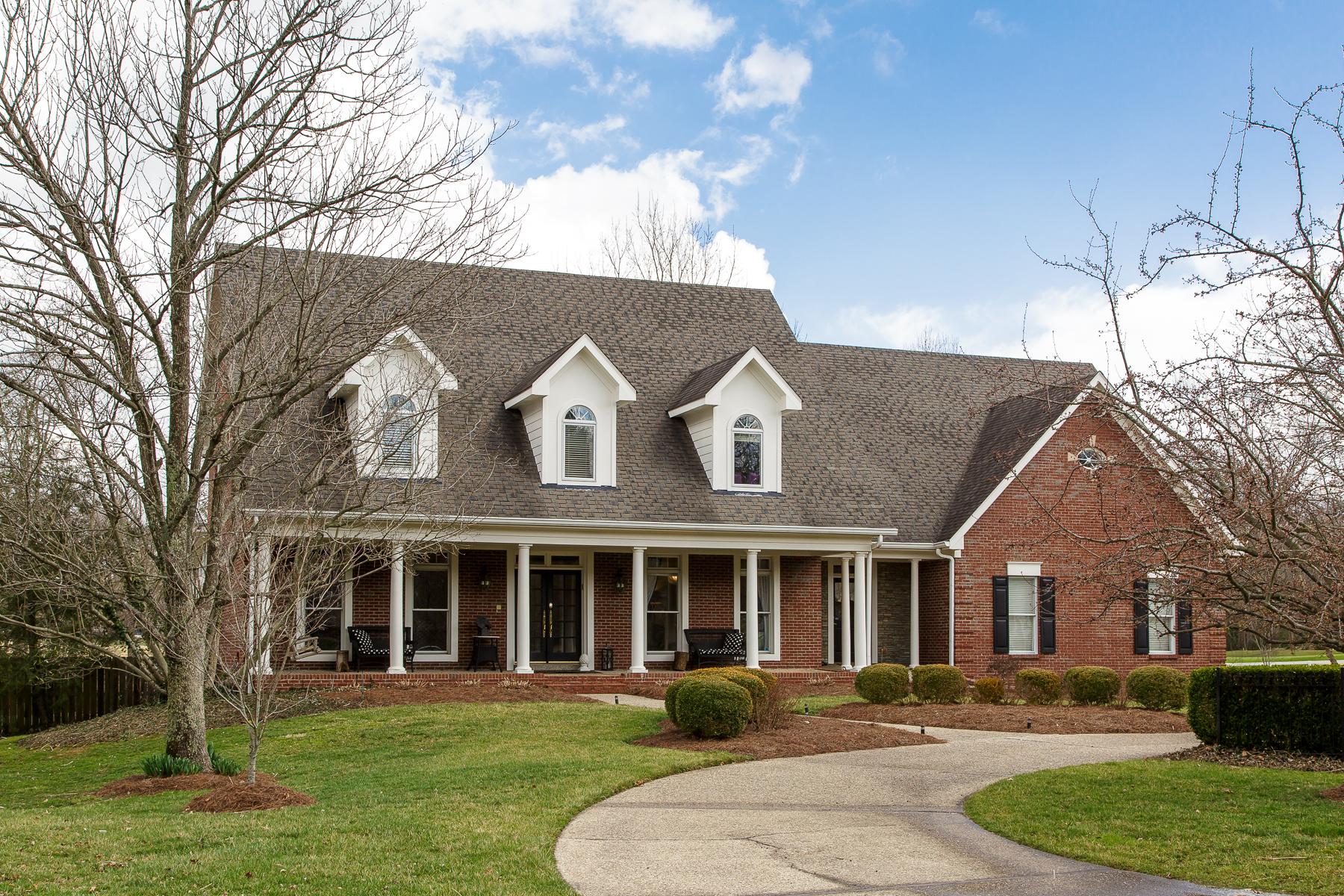 Vivienda unifamiliar por un Venta en 11933 Creel Lodge Drive Louisville, Kentucky, 40223 Estados Unidos