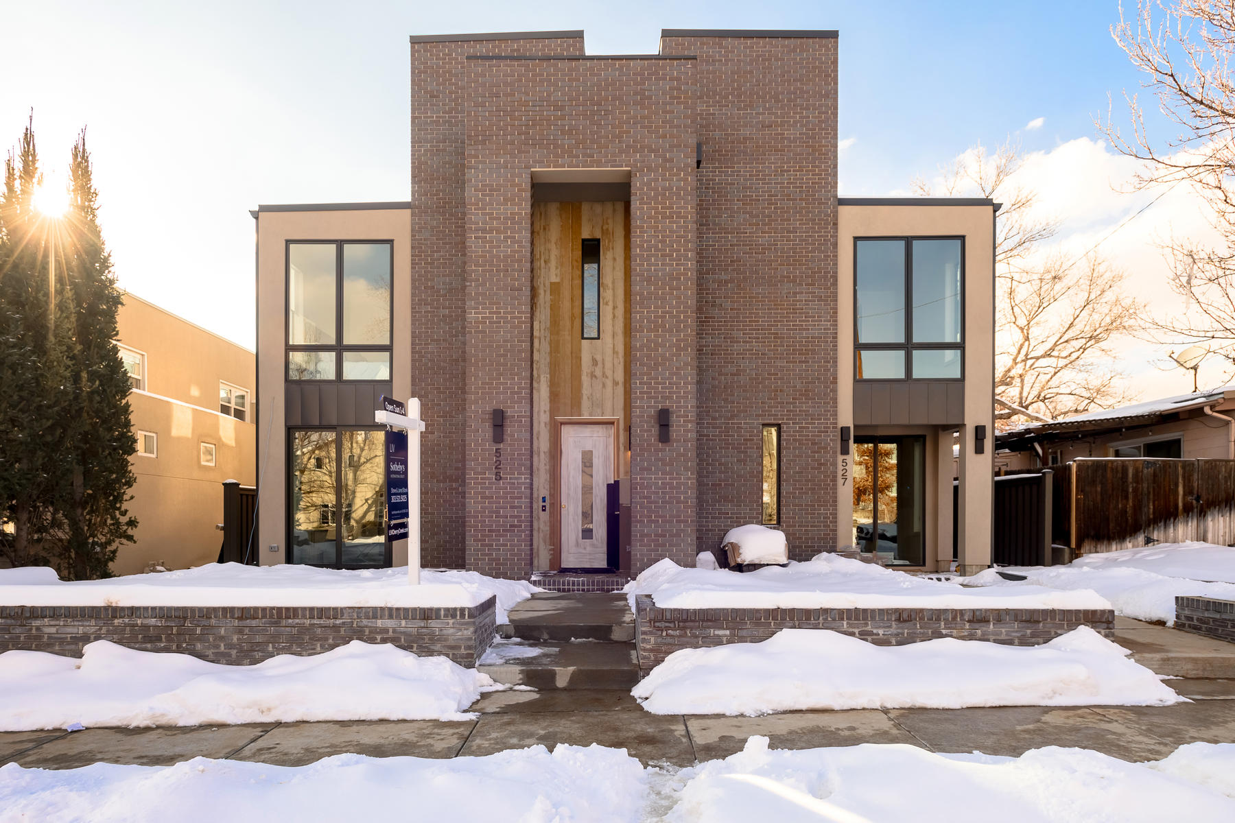 Single Family Homes for Active at 525 Columbine Street Denver, Colorado 80206 United States