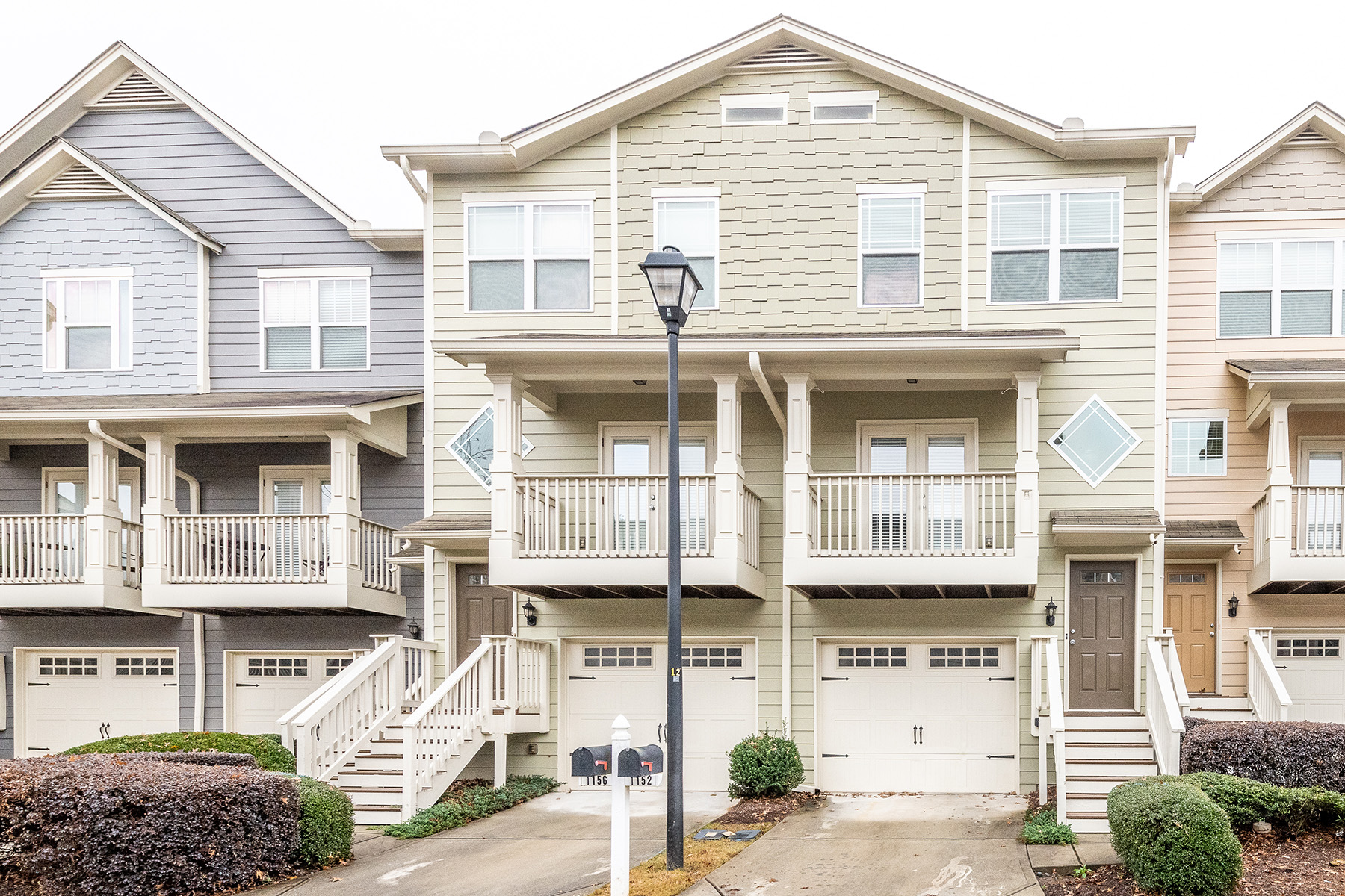 Townhouse for Sale at Awesome Townhome On The Westside 1152 Liberty Pkwy Atlanta, Georgia 30318 United States