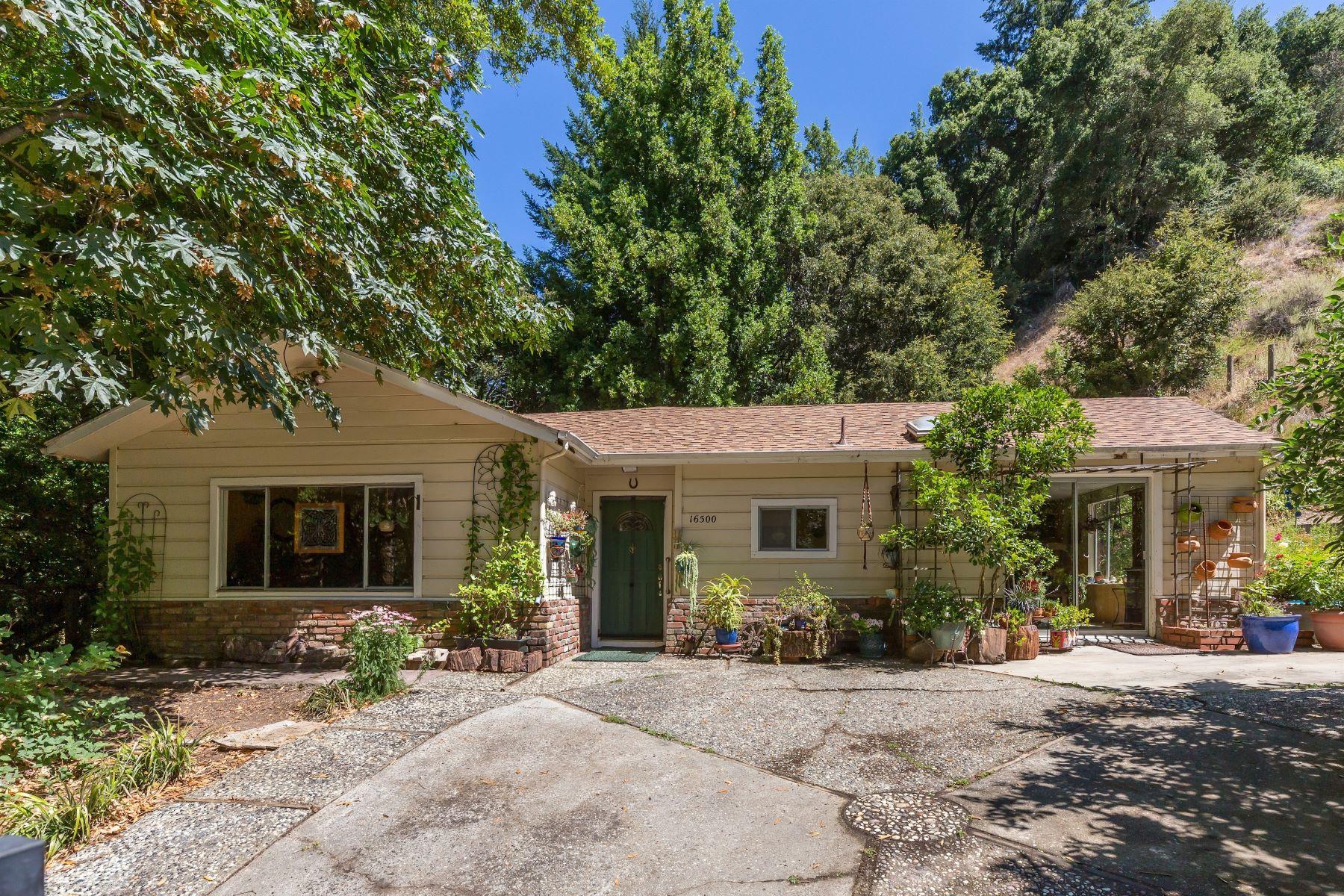 Single Family Homes for Sale at Best Value in Saratoga School District! 16500 Sanborn Road Saratoga, California 95070 United States