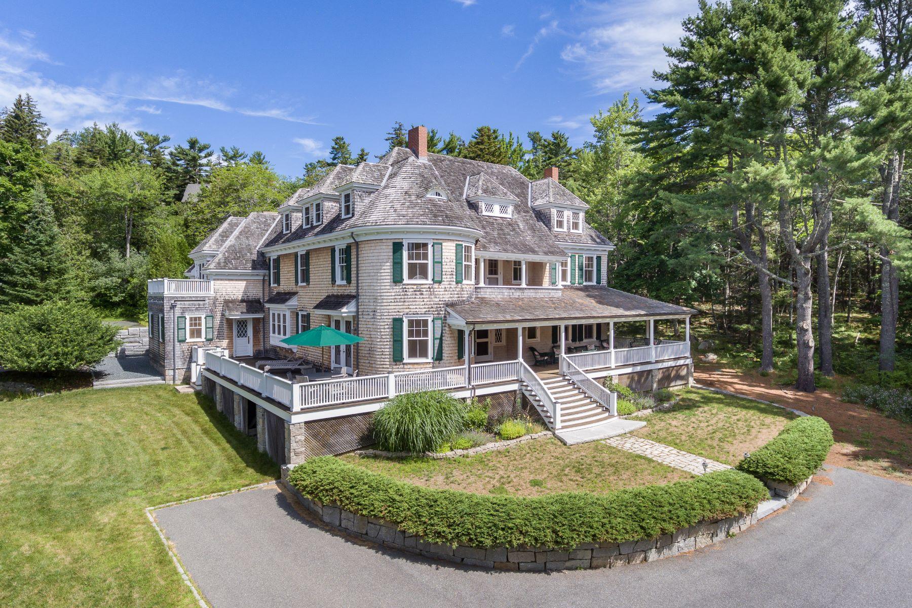Single Family Homes للـ Sale في Mount Desert, Maine 04662 United States