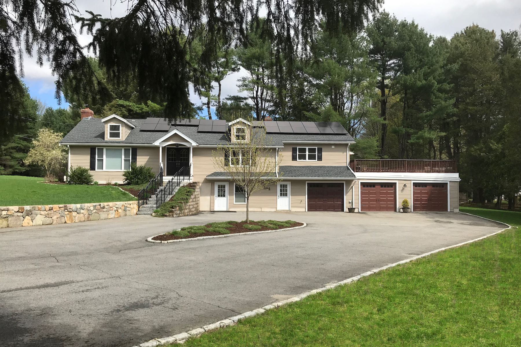 Single Family Home for Active at Distinctive Newer Home Upgraded With Special Features 24 Meadowbrook Road Dover, Massachusetts 02030 United States
