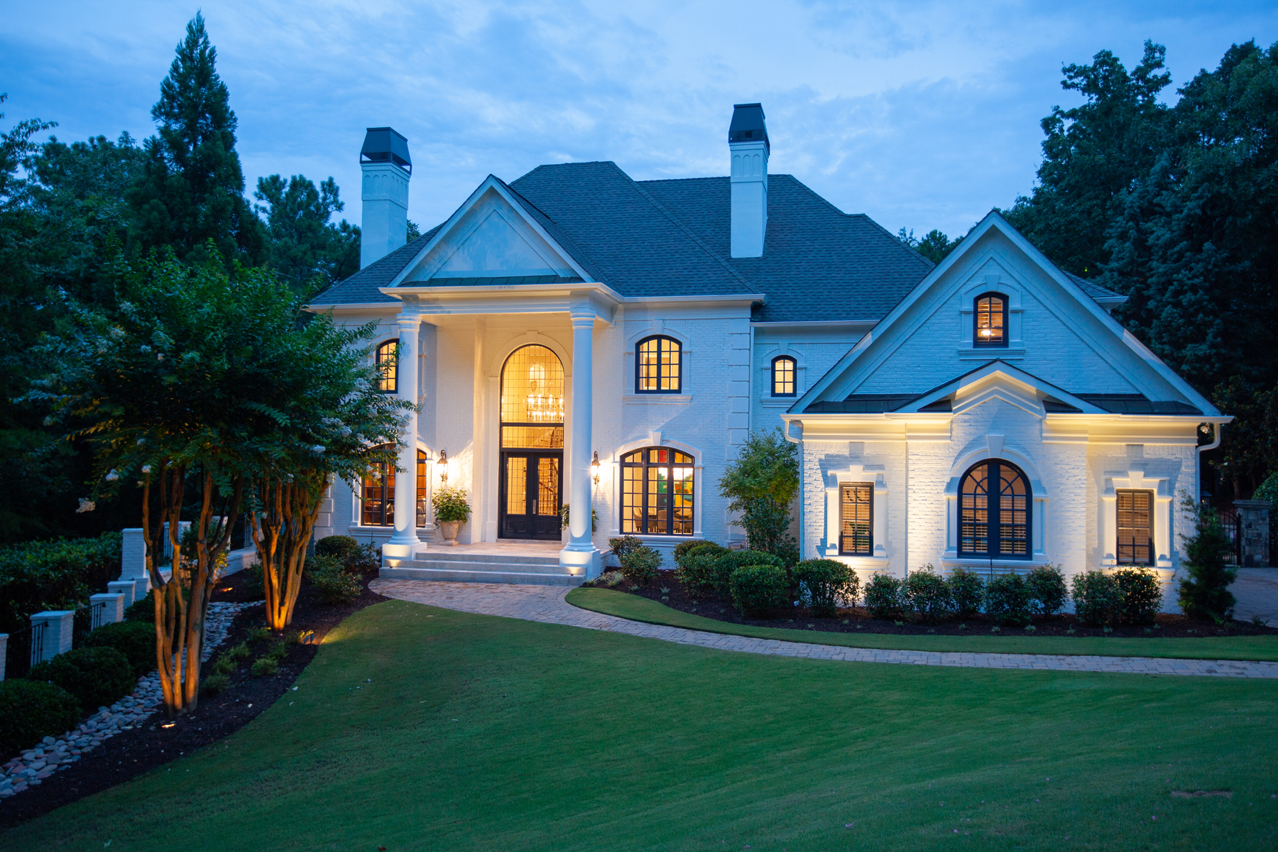 一戸建て のために 売買 アット Exceptional Better Than New Country Club Of The South Estate 8957 Old Southwick Pass Johns Creek, ジョージア 30022 アメリカ合衆国
