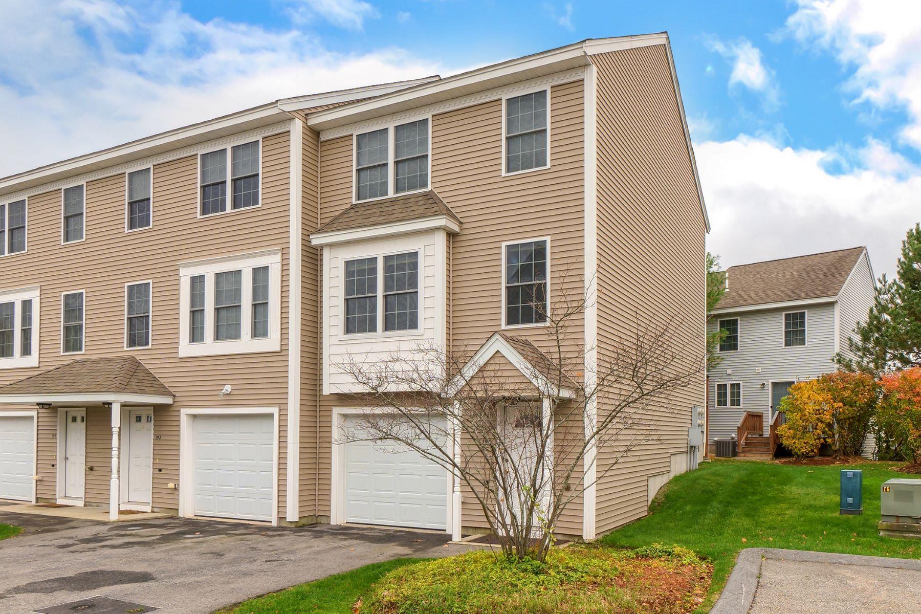 Condominiums 为 销售 在 41 Boston Rd 194 Billerica, 马萨诸塞州 01862 美国