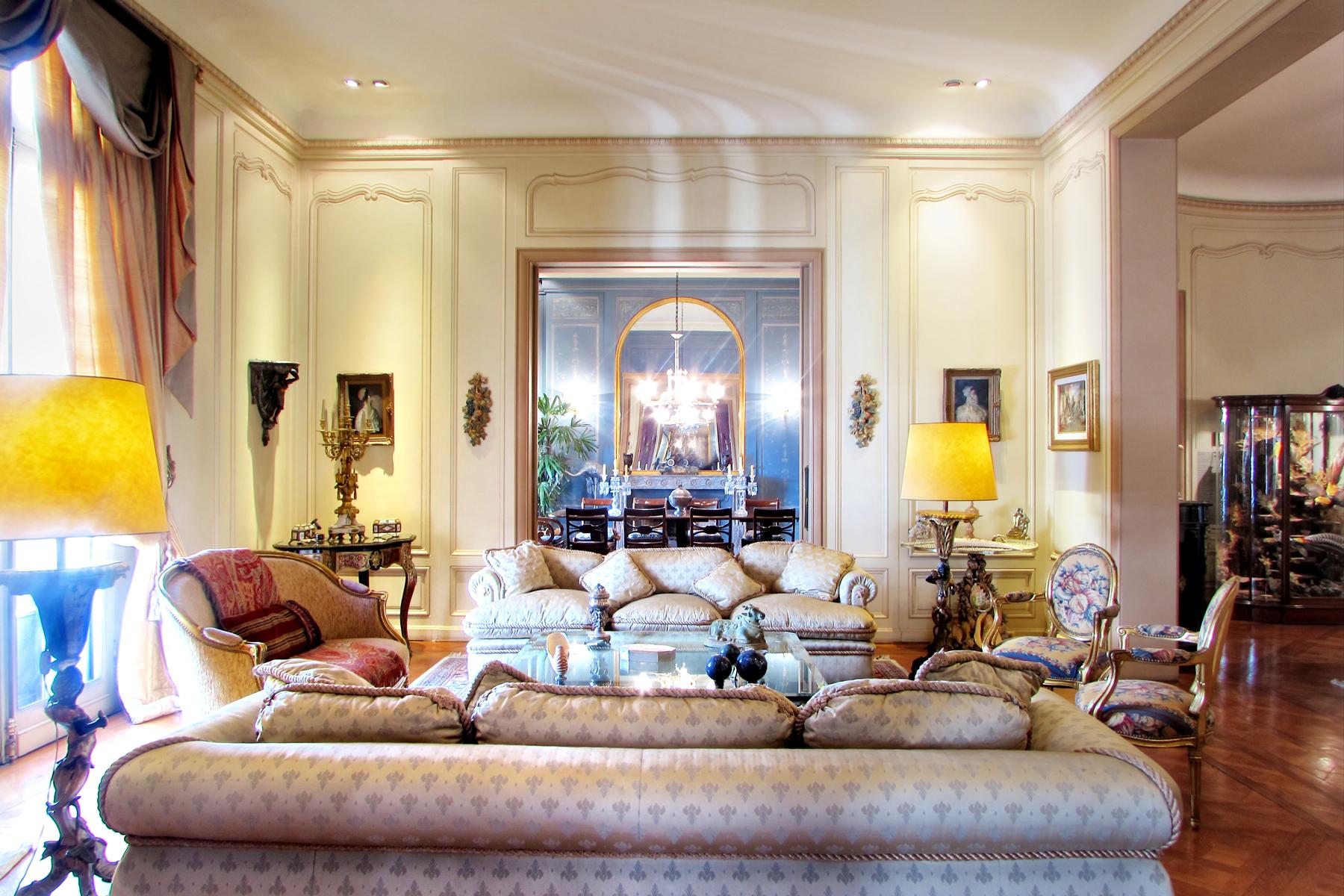 아파트 용 매매 에 Majestic 530 m2 apartment Juncal 900, Buenos Aires, 부에노스아이레스, C1062ABG 아르헨티나