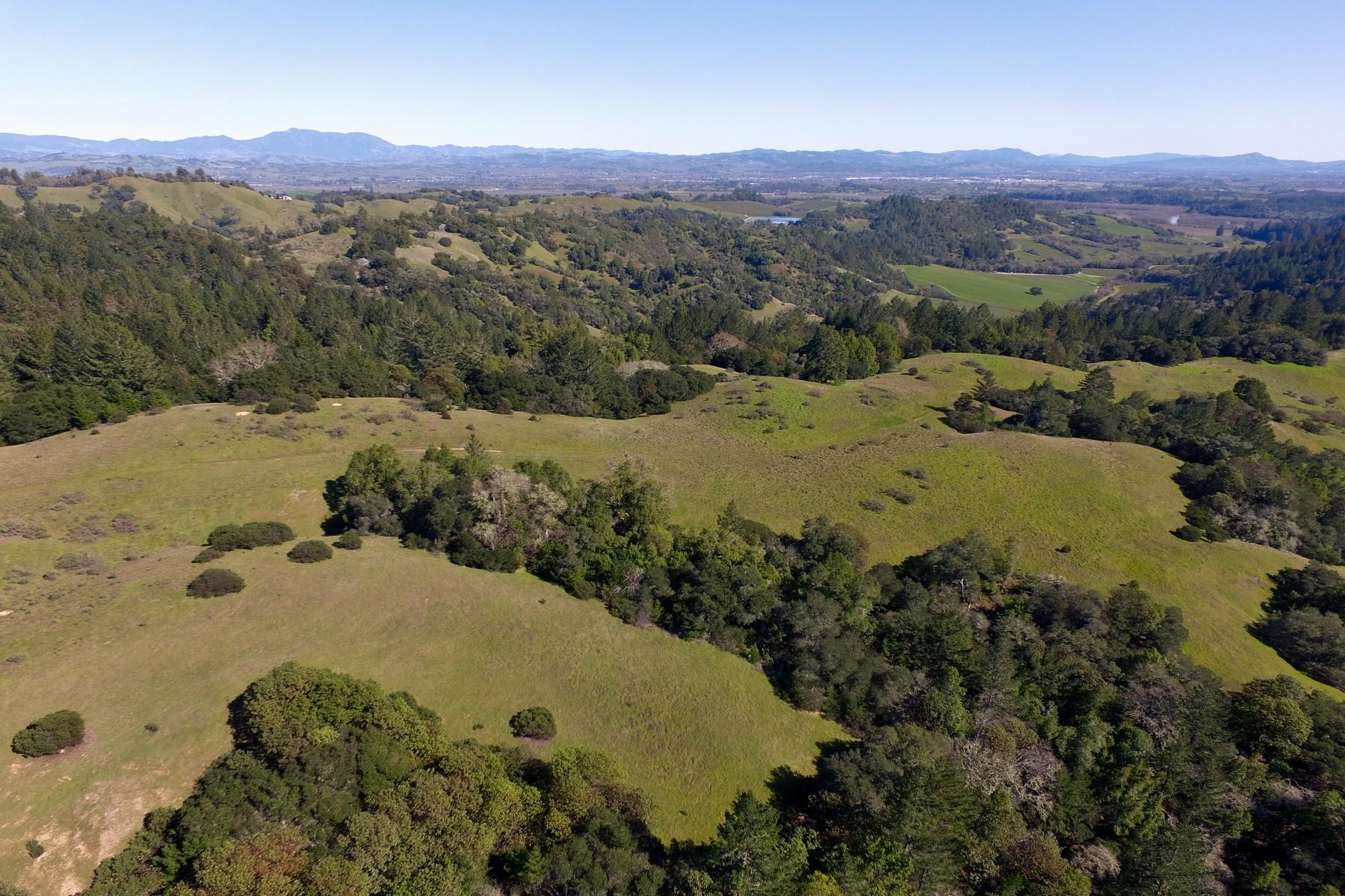 土地 為 出售 在 3500 Sweetwater Springs Road Healdsburg, 加利福尼亞州 95448 美國