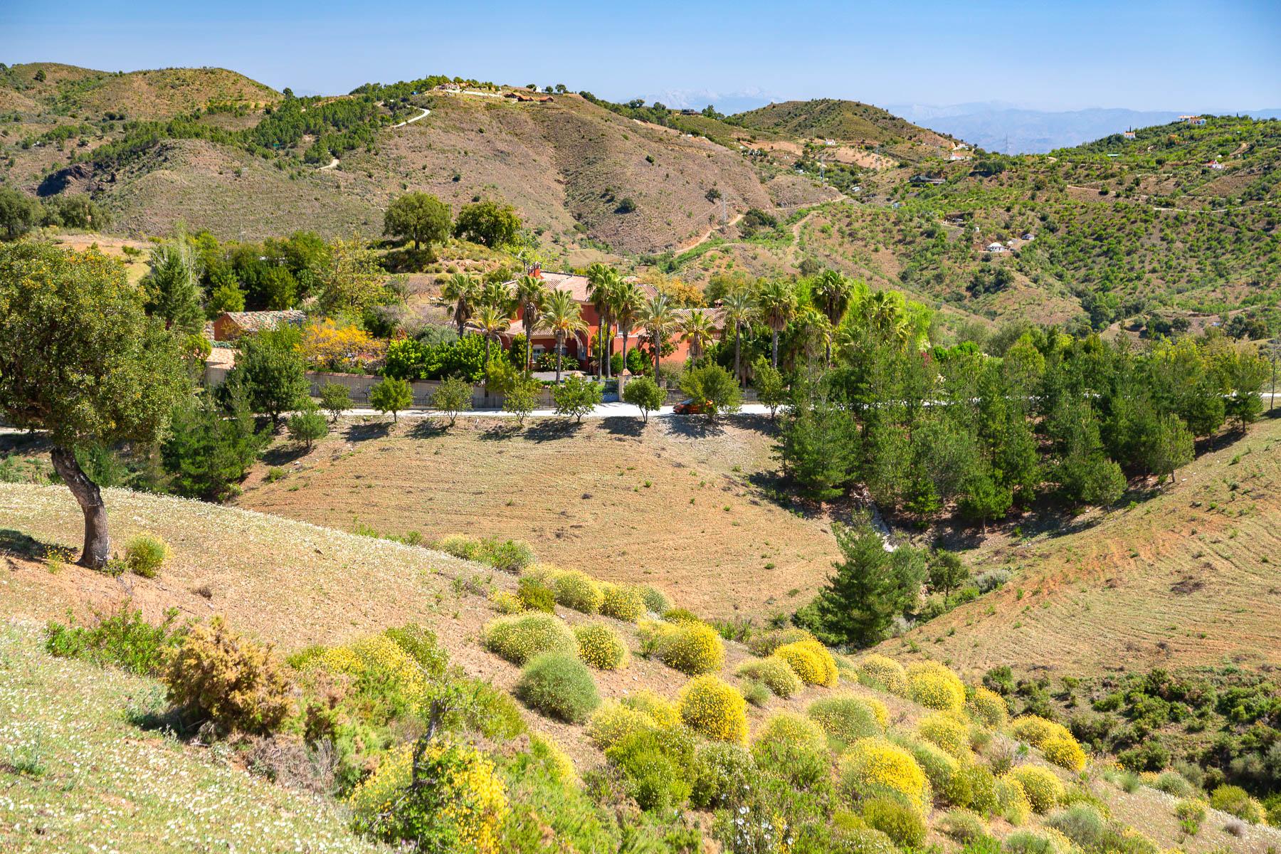 Granjas / Hacienda / Platanción por un Venta en A breathtaking country hunting estate with private lake Marbella, Andalucia España
