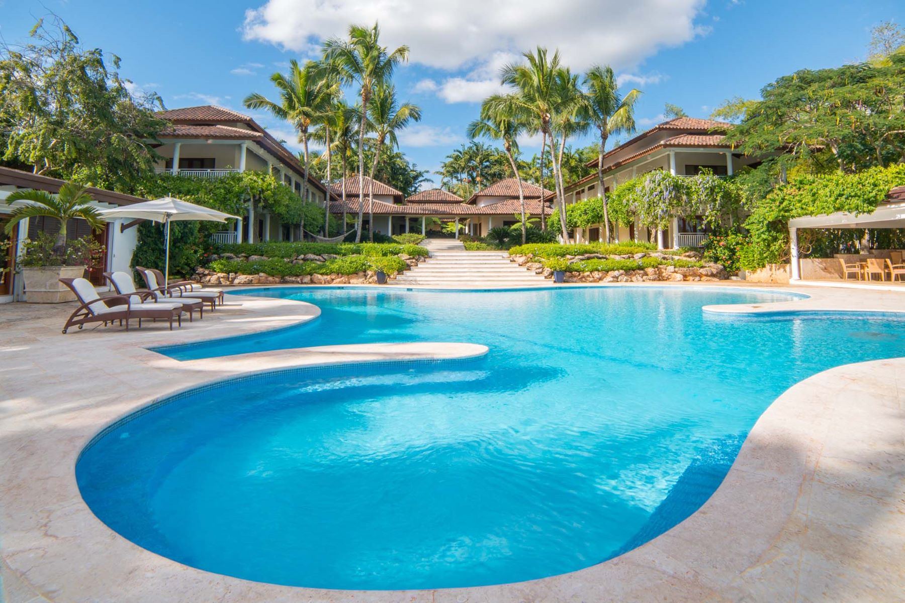 Single Family Homes for Sale at Vista Chavon # 16 - Majestic Caribbean Estate boasting Extraordinary Ocean Views Casa De Campo, La Romana Dominican Republic