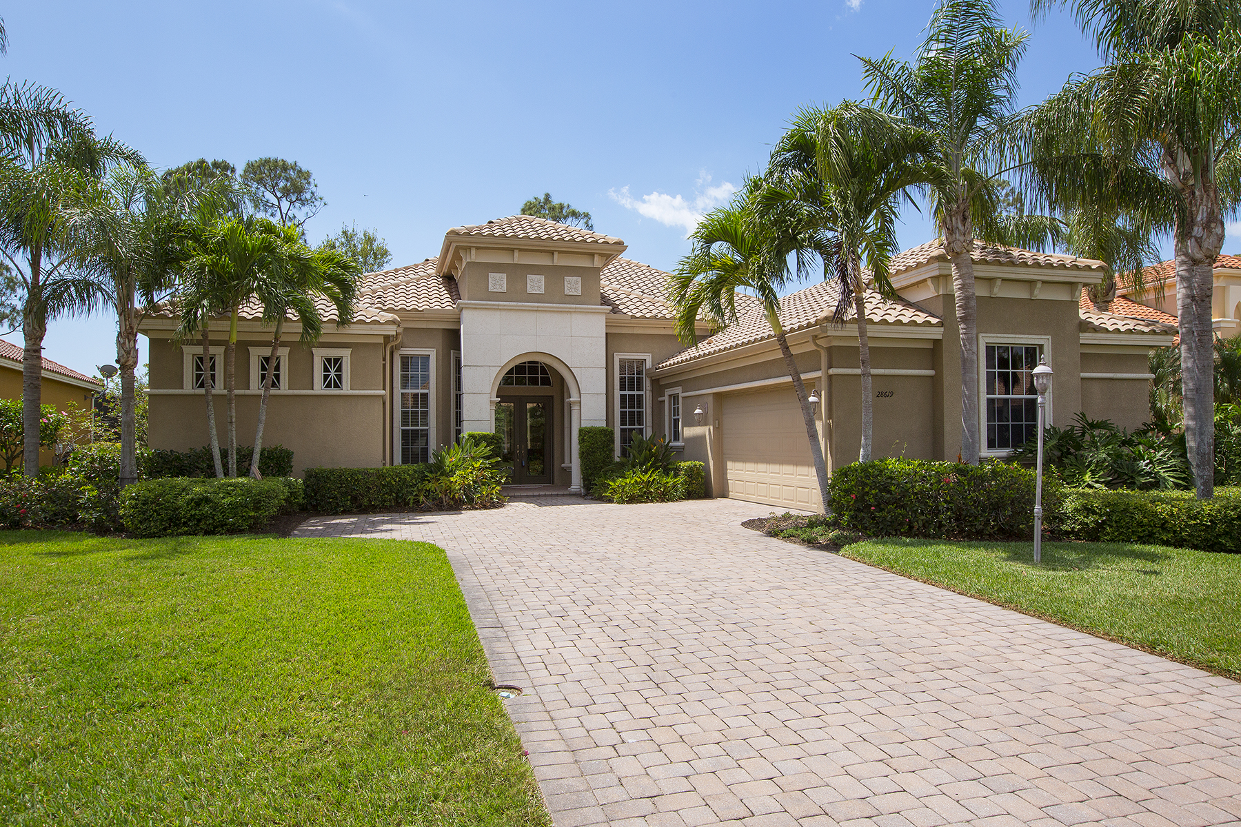Single Family Homes for Sale at VASARI - AREZZO 28619 Via D Arezzo Drive Bonita Springs, Florida 34135 United States