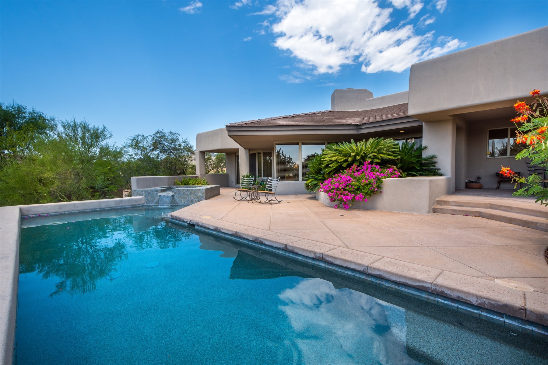 Single Family Home for Sale at Beautiful Desert Mountain home in the Village of Cochise Ridge 41405 N 106th St, Scottsdale, Arizona, 85262 United States