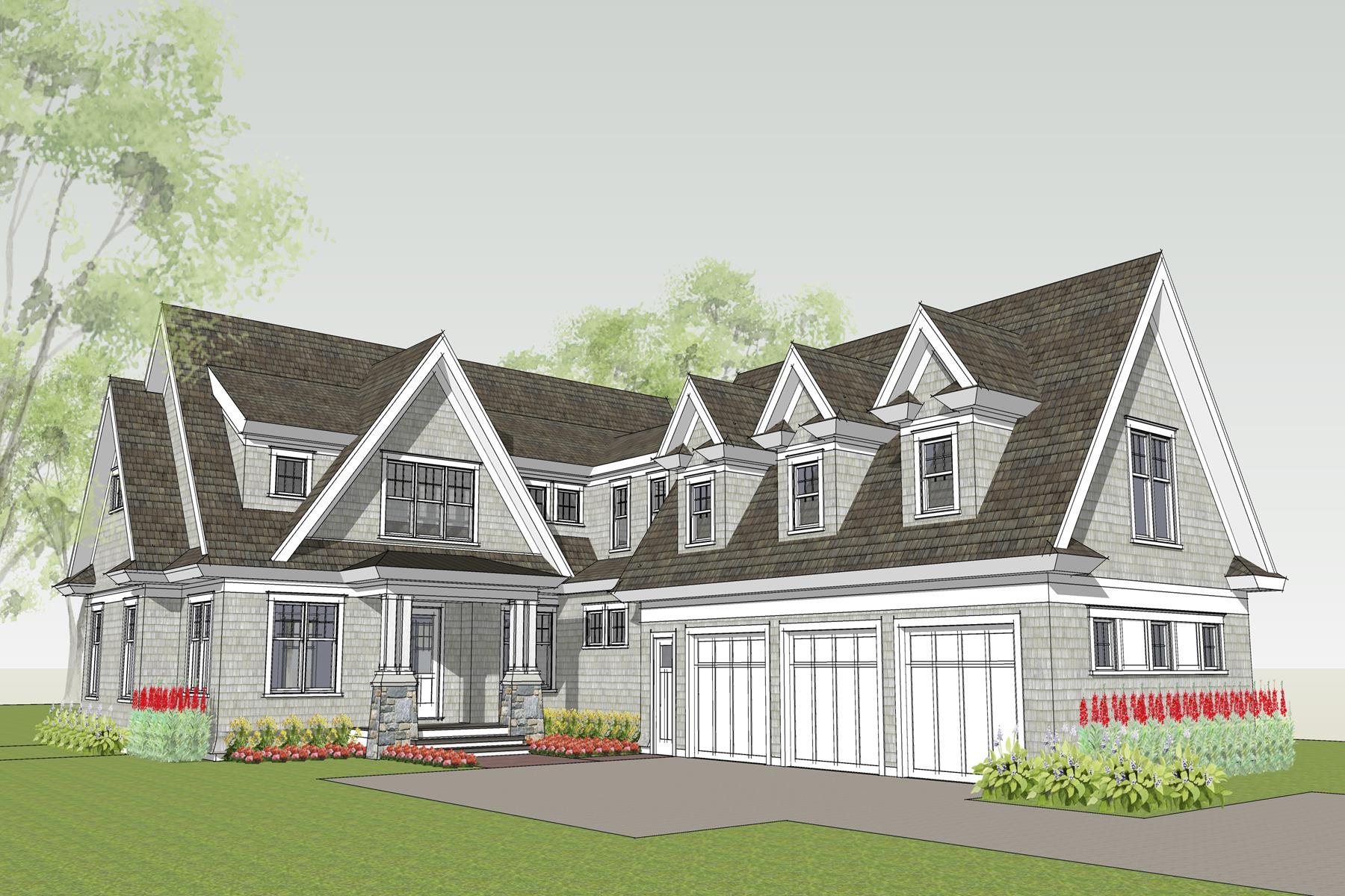 Single Family Homes للـ Sale في To-Be-Built in the High End Gated Bellerieve Neighborhood 10627 Cavallo Ridge, Eden Prairie, Minnesota 55347 United States