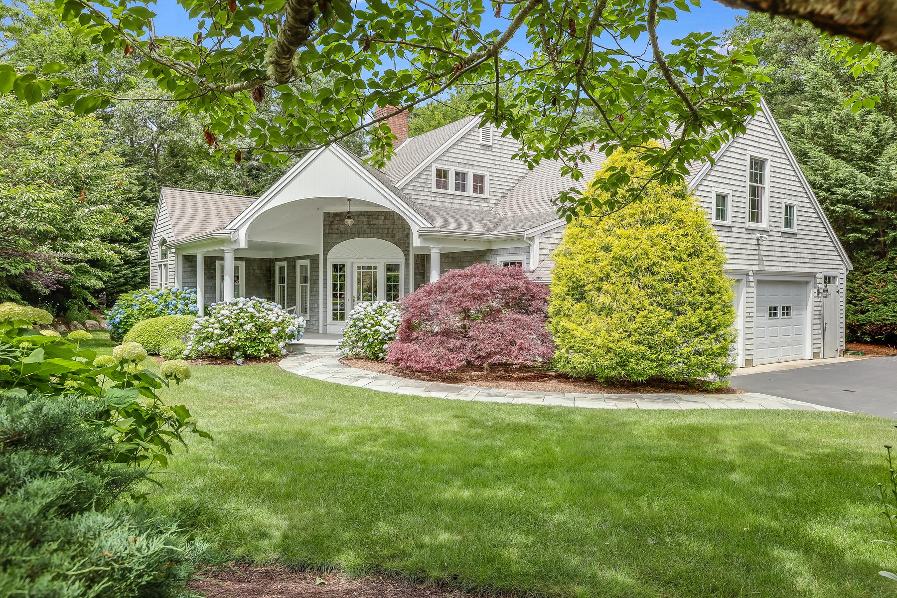 Single Family Homes για την Πώληση στο 186 Old bog Road, Brewster 186 Old Bog Rd, Brewster, Μασαχουσετη 02631 Ηνωμένες Πολιτείες