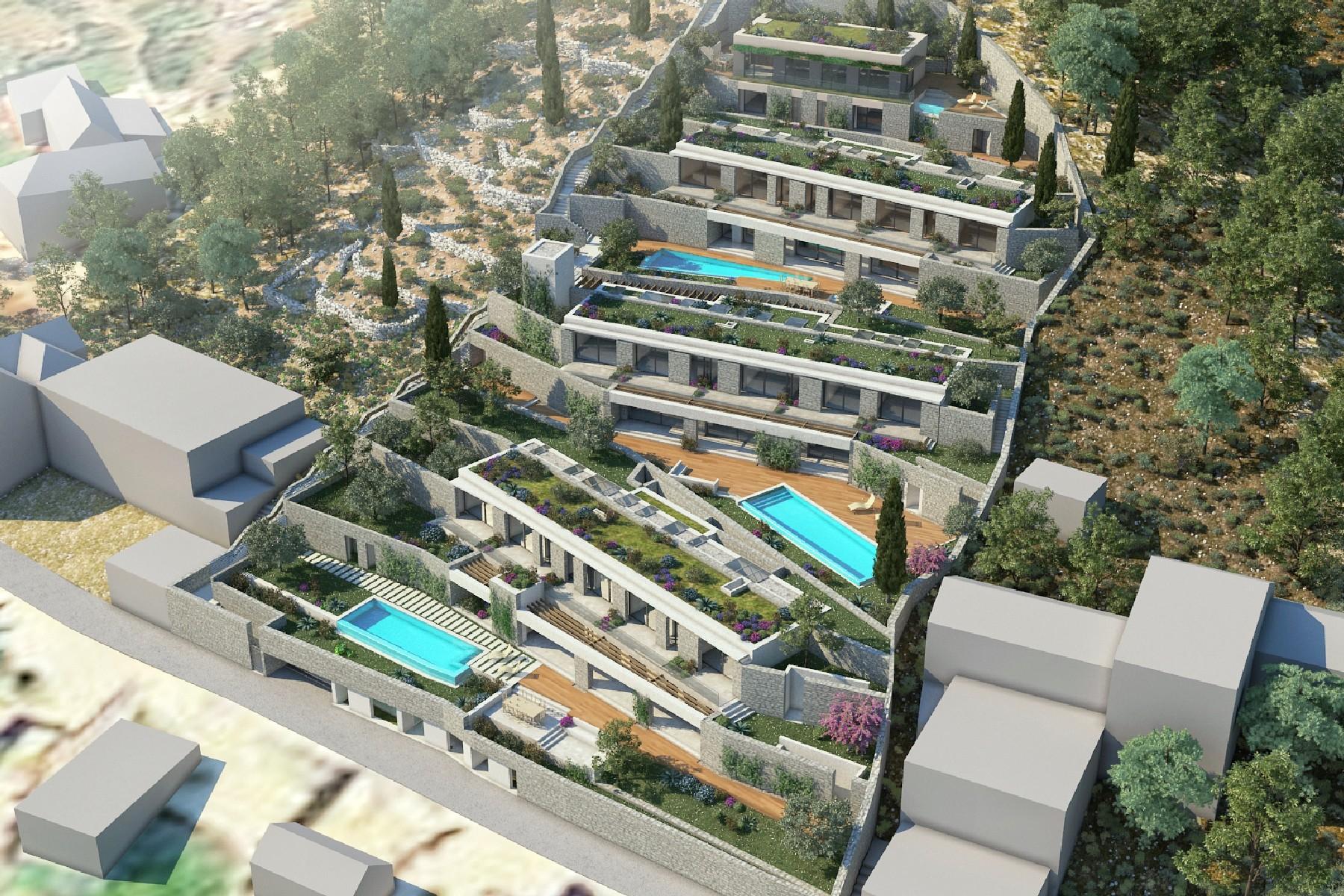 土地 为 销售 在 Building land with a project near Dubrovnik Other Dubrovnik Neretva, Dubrovnik Neretva, 20234 Croatia