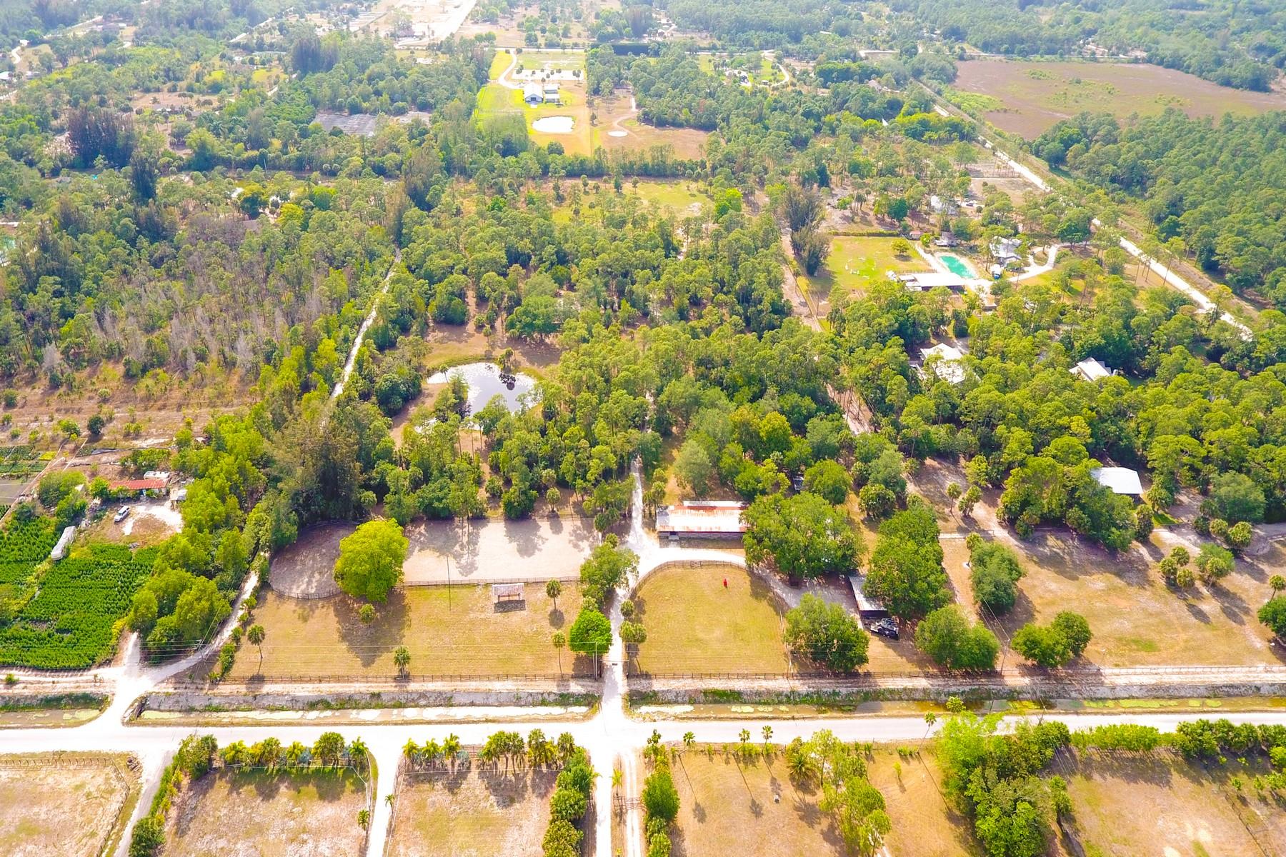 一戸建て のために 売買 アット 2833 F Road Loxahatchee, フロリダ, 33470 アメリカ合衆国