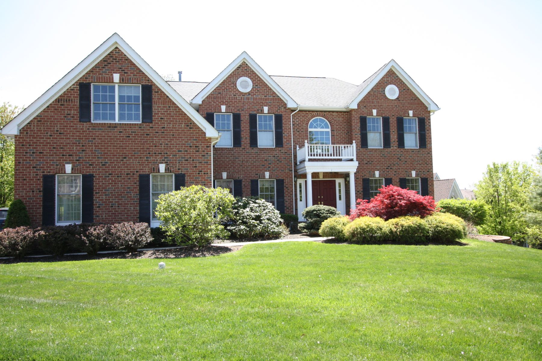 Single Family Home for Rent at Beautiful Marion Model Home 1 Savannah Court Basking Ridge, New Jersey 07920 United States