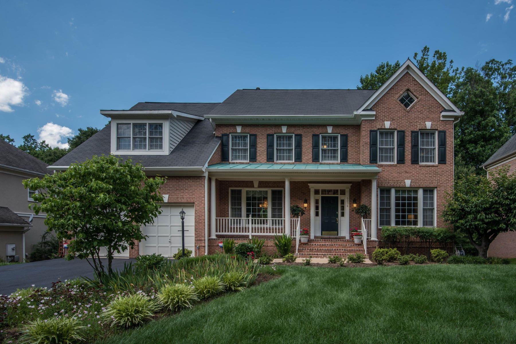 Einfamilienhaus für Verkauf beim 6056 Sugarstone Court, Mclean 6056 Sugarstone Ct McLean, Virginia, 22101 Vereinigte Staaten