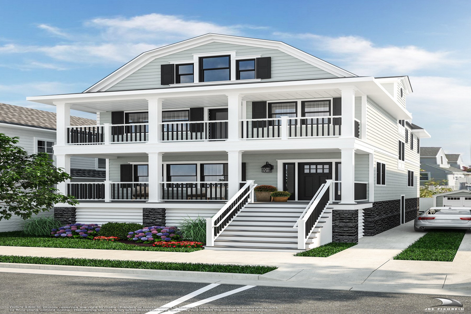 Single Family Home for Sale at 15 N Granvillle 15 N Granville Ave, Margate, New Jersey, 08402 United States