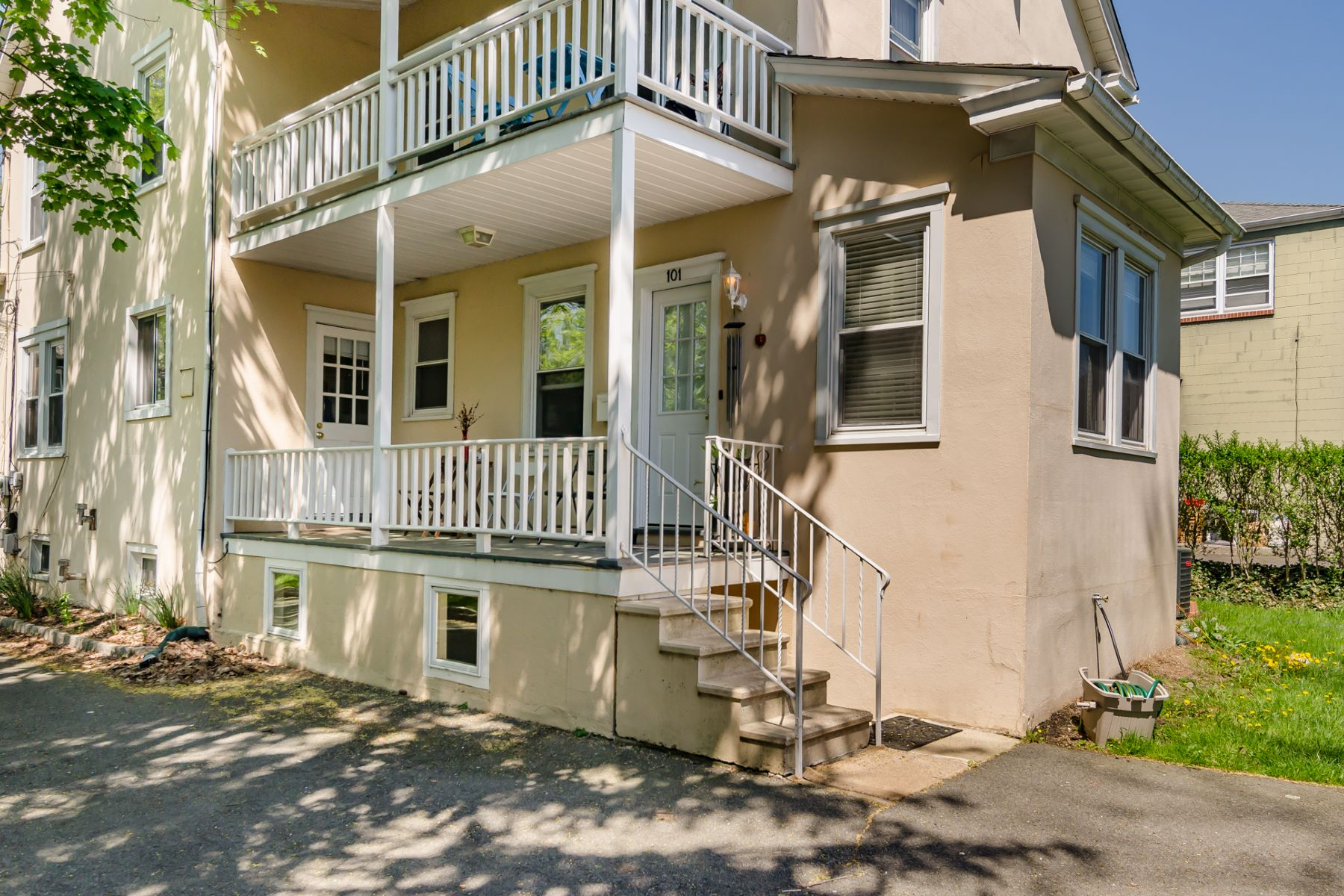 "Townhouse for Sale at Sweet on a ""Tree Street""! 101 Linden Lane Unit B, Princeton, New Jersey 08540 United StatesMunicipality: Princeton"