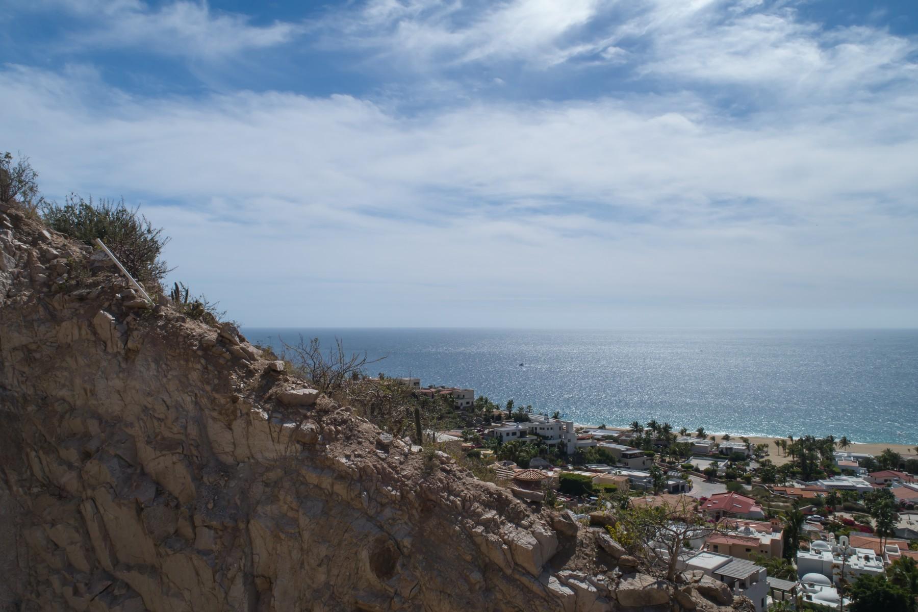 Additional photo for property listing at Lote Pedregal Camino del Sol 25 Lote #25 Manzana 36, Calle Camino del Sol Pedregal de Cabo San Lucas Cabo San Lucas, Baja California Sur 23453 Mexico