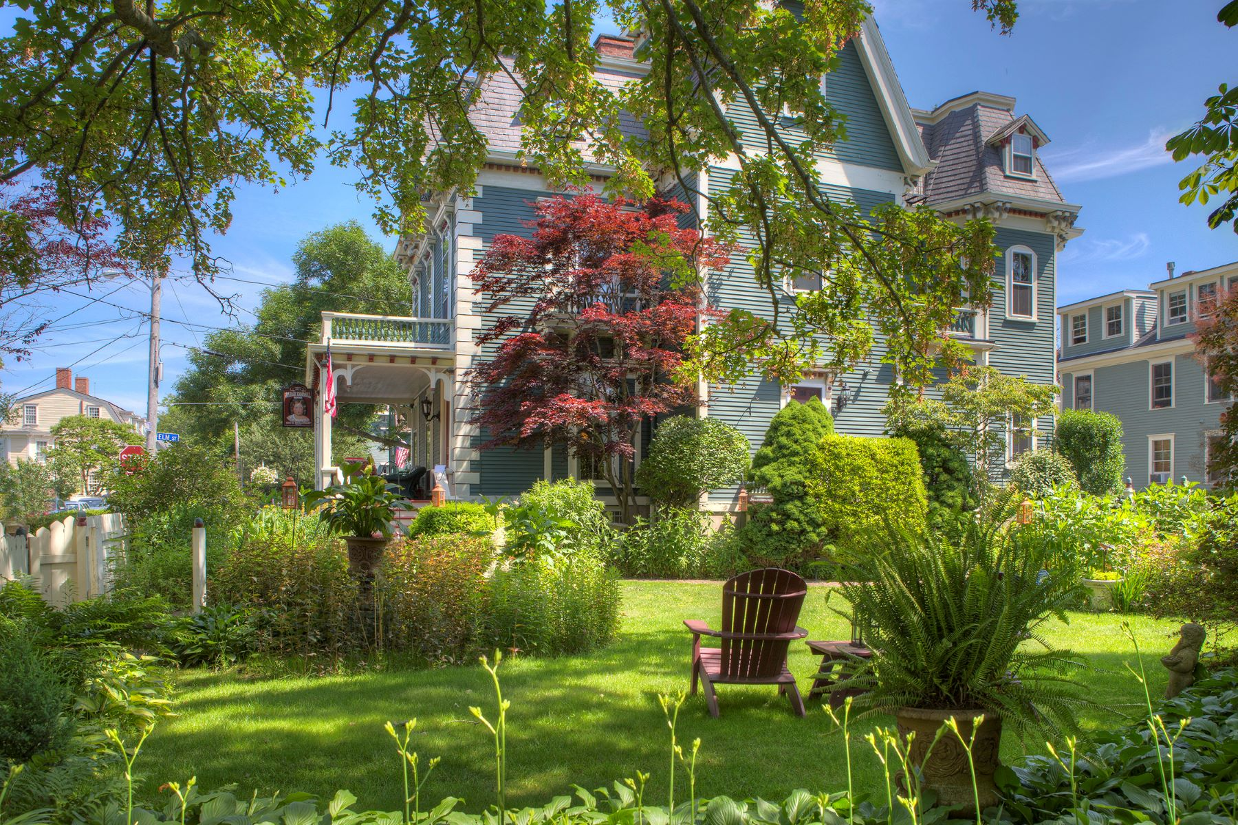 Additional photo for property listing at The Sarah Kendall House 47 Washington Street Newport, Rhode Island 02840 United States